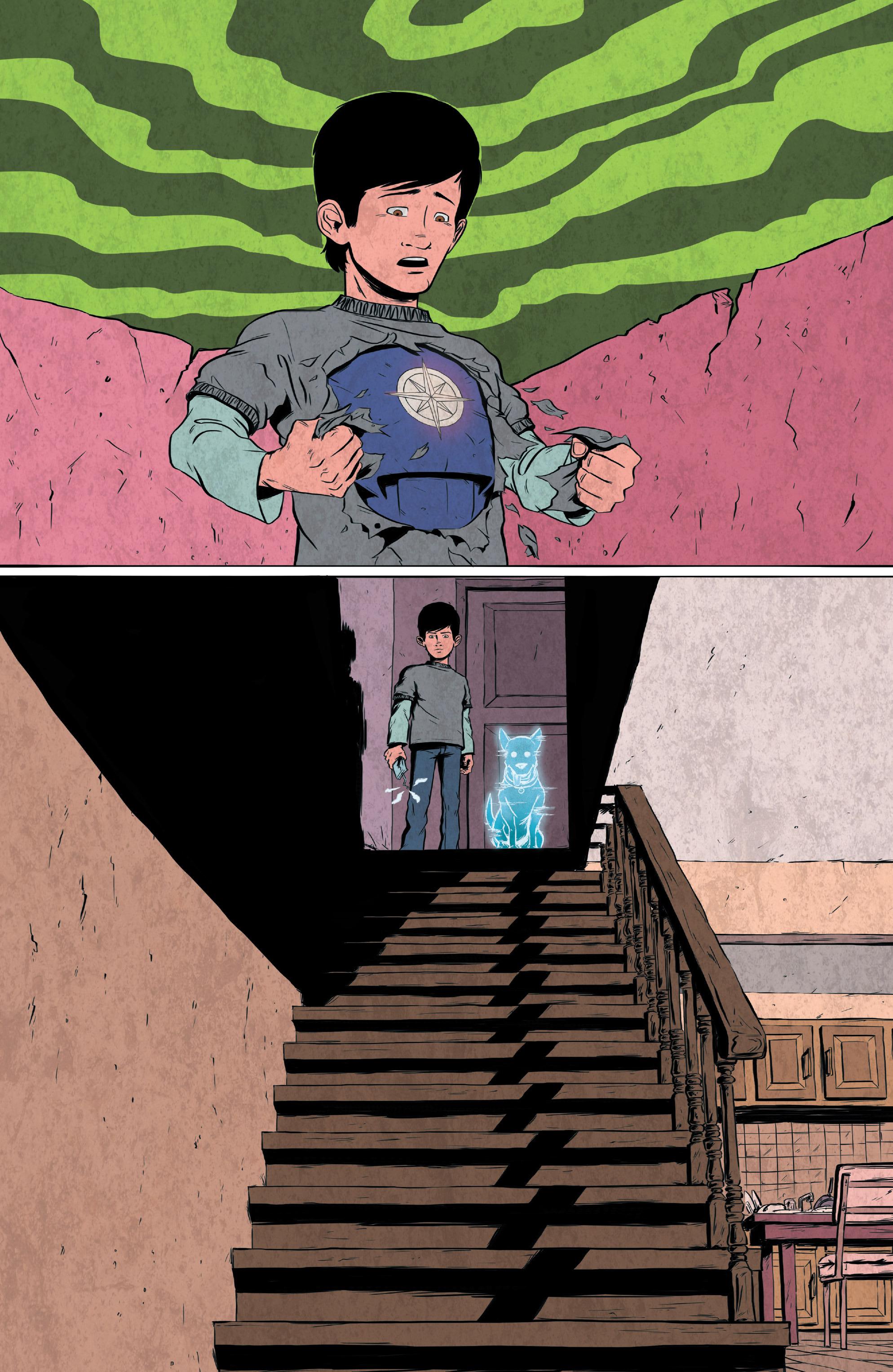 Read online Translucid comic -  Issue #4 - 21