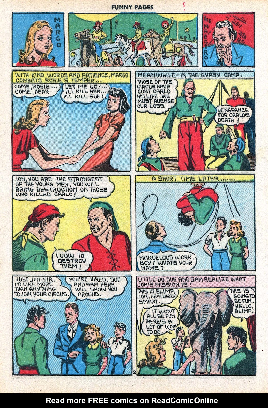 Funny Pages issue 42 - Page 27