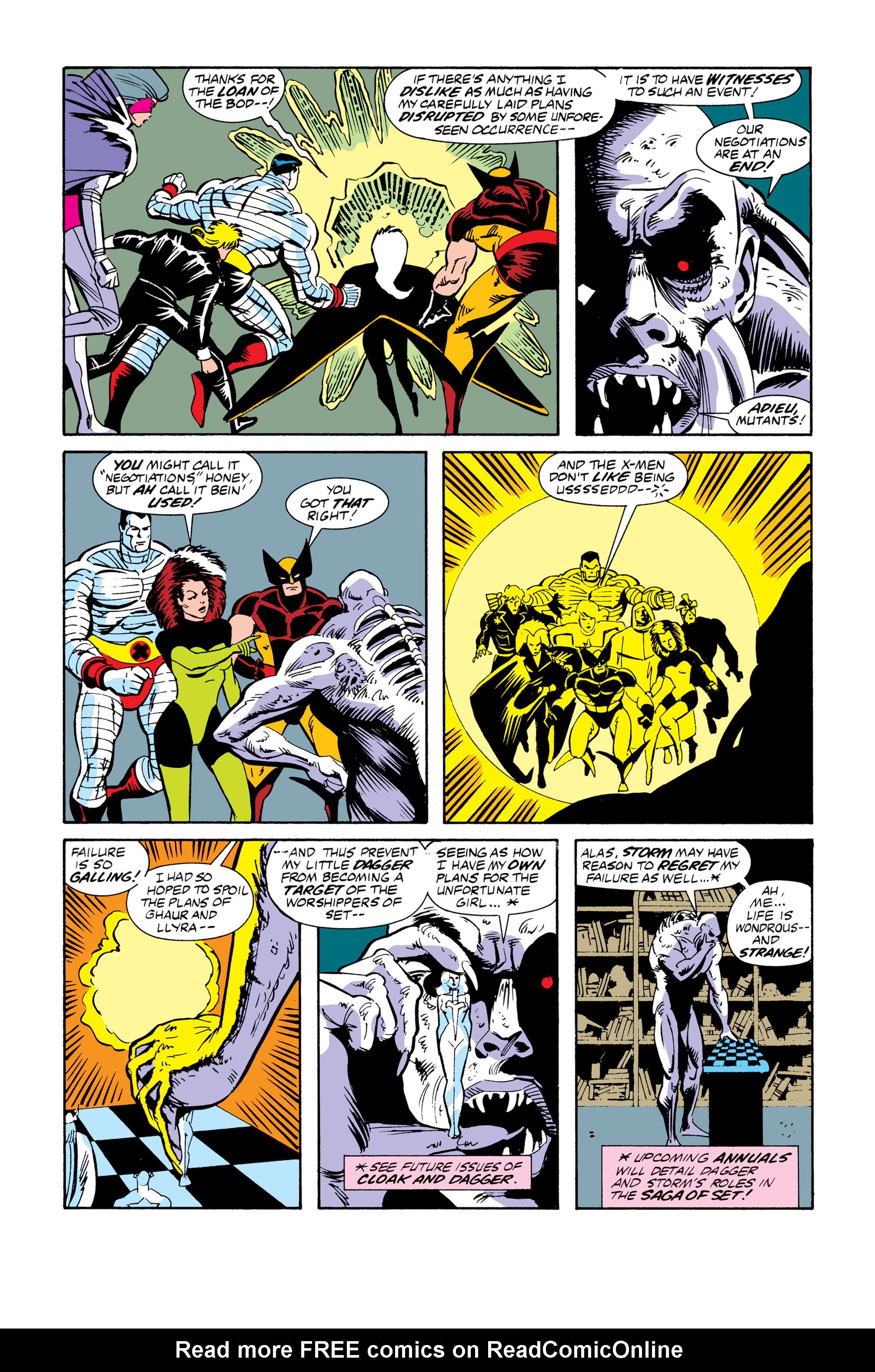 Read online Uncanny X-Men (1963) comic -  Issue # _Annual 13 - 35