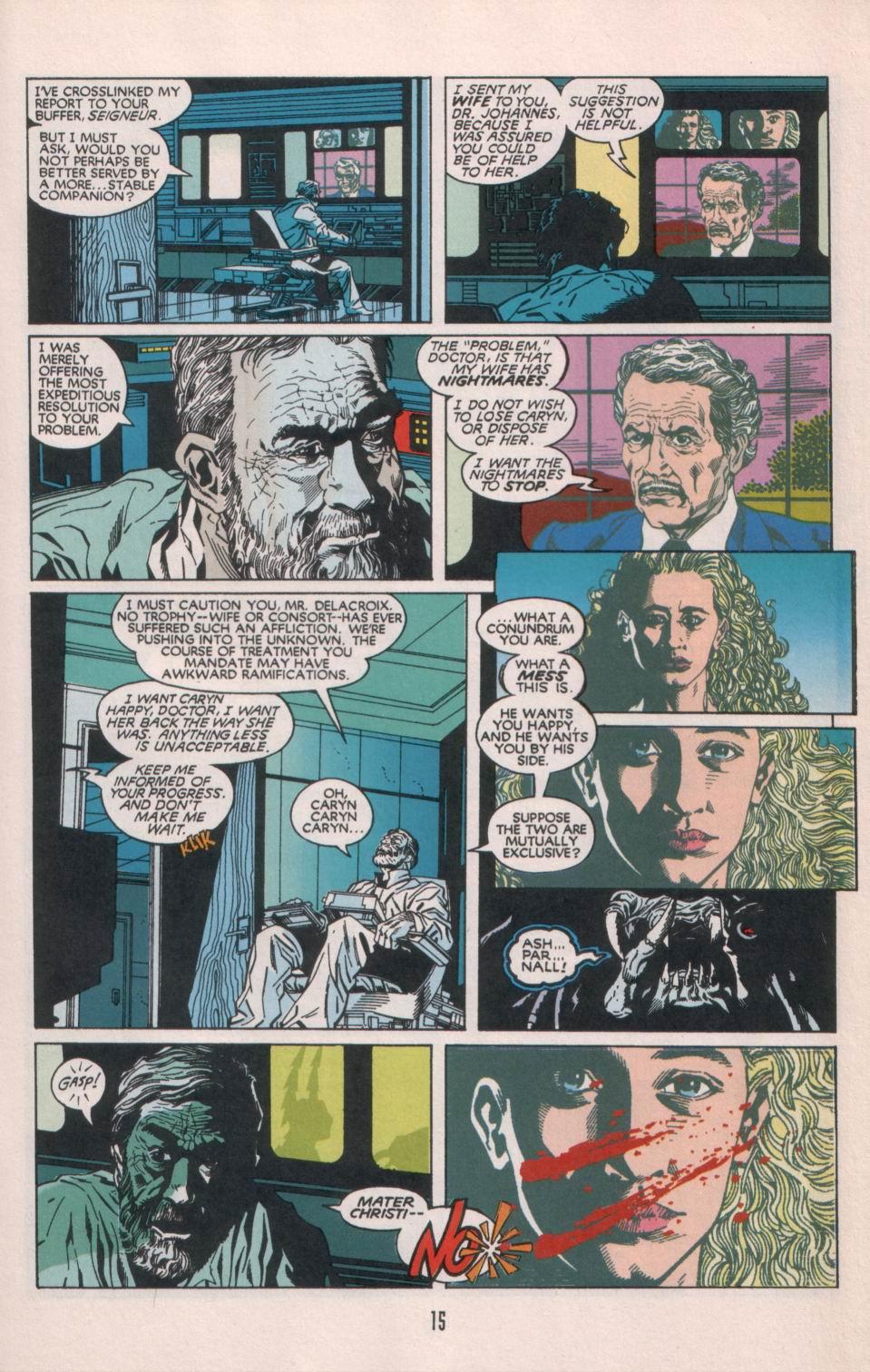 Read online Aliens/Predator: The Deadliest of the Species comic -  Issue #1 - 16