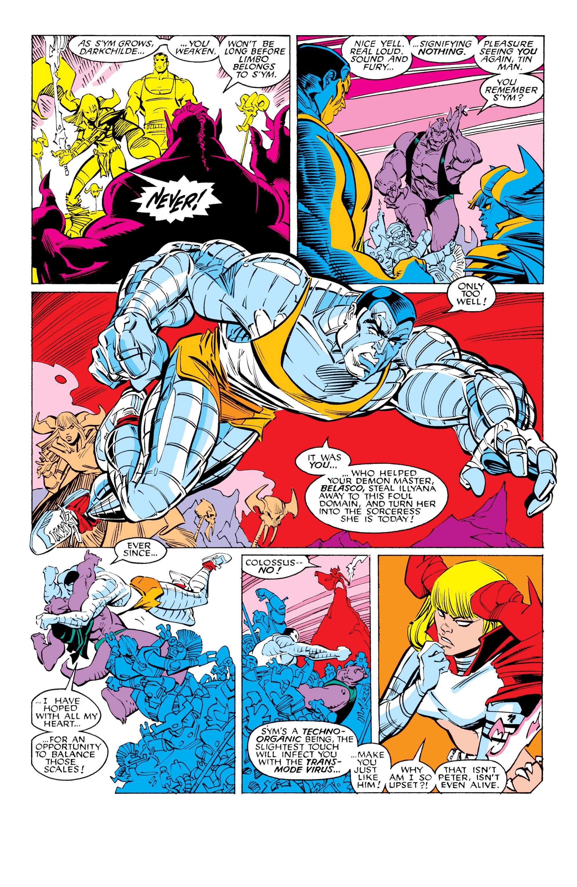Read online Uncanny X-Men (1963) comic -  Issue #231 - 12