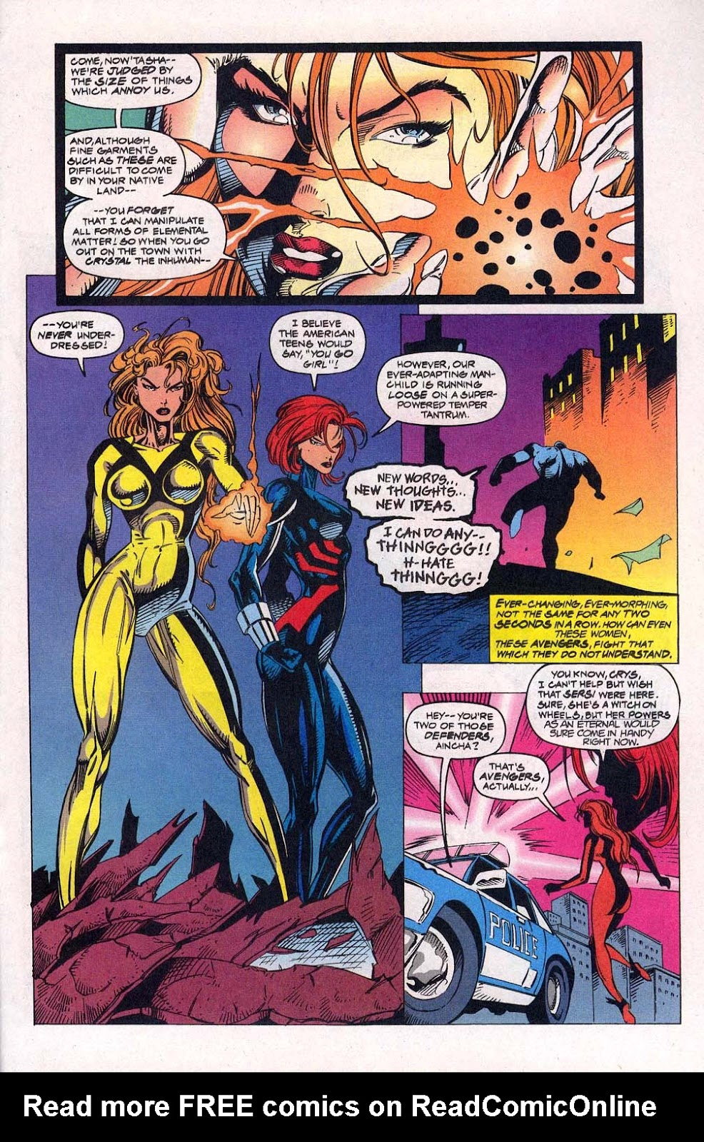 Avengers Unplugged issue 3 - Page 15