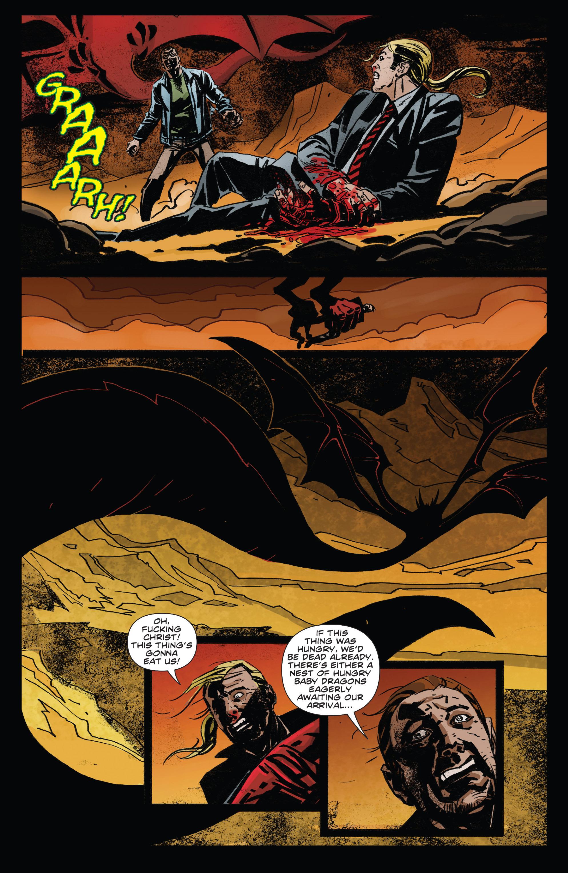 Read online Clive Barker's Hellraiser: The Dark Watch comic -  Issue # TPB 3 - 26