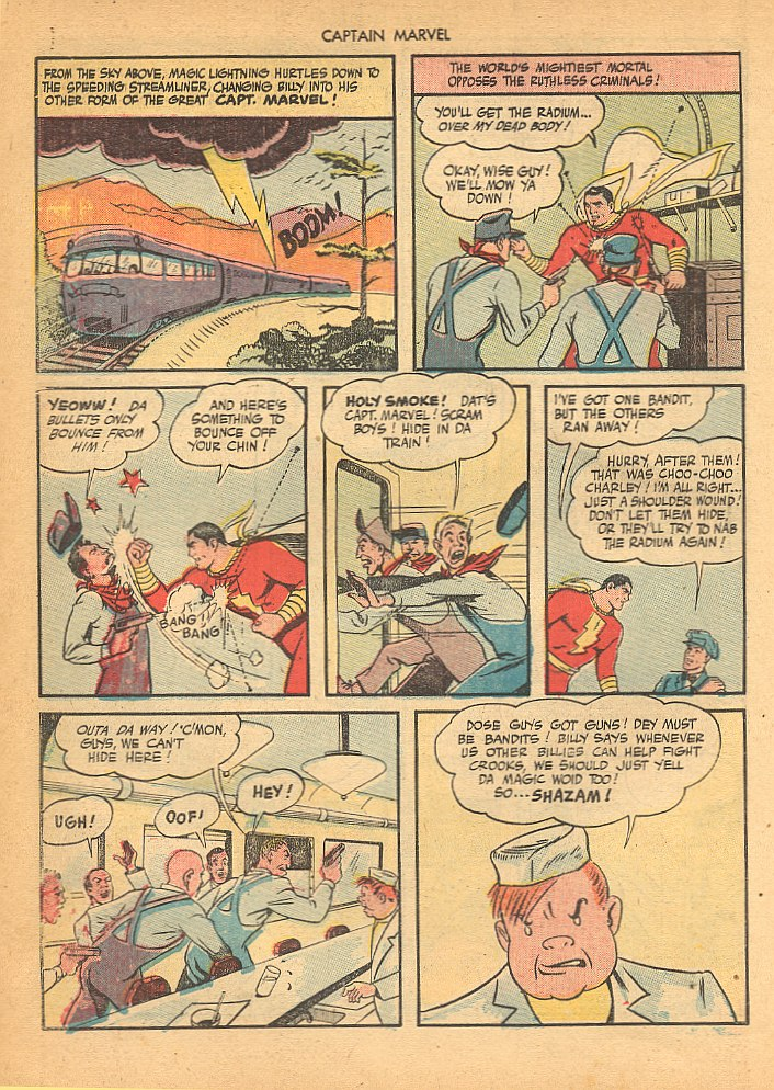 Captain Marvel Adventures issue 62 - Page 18