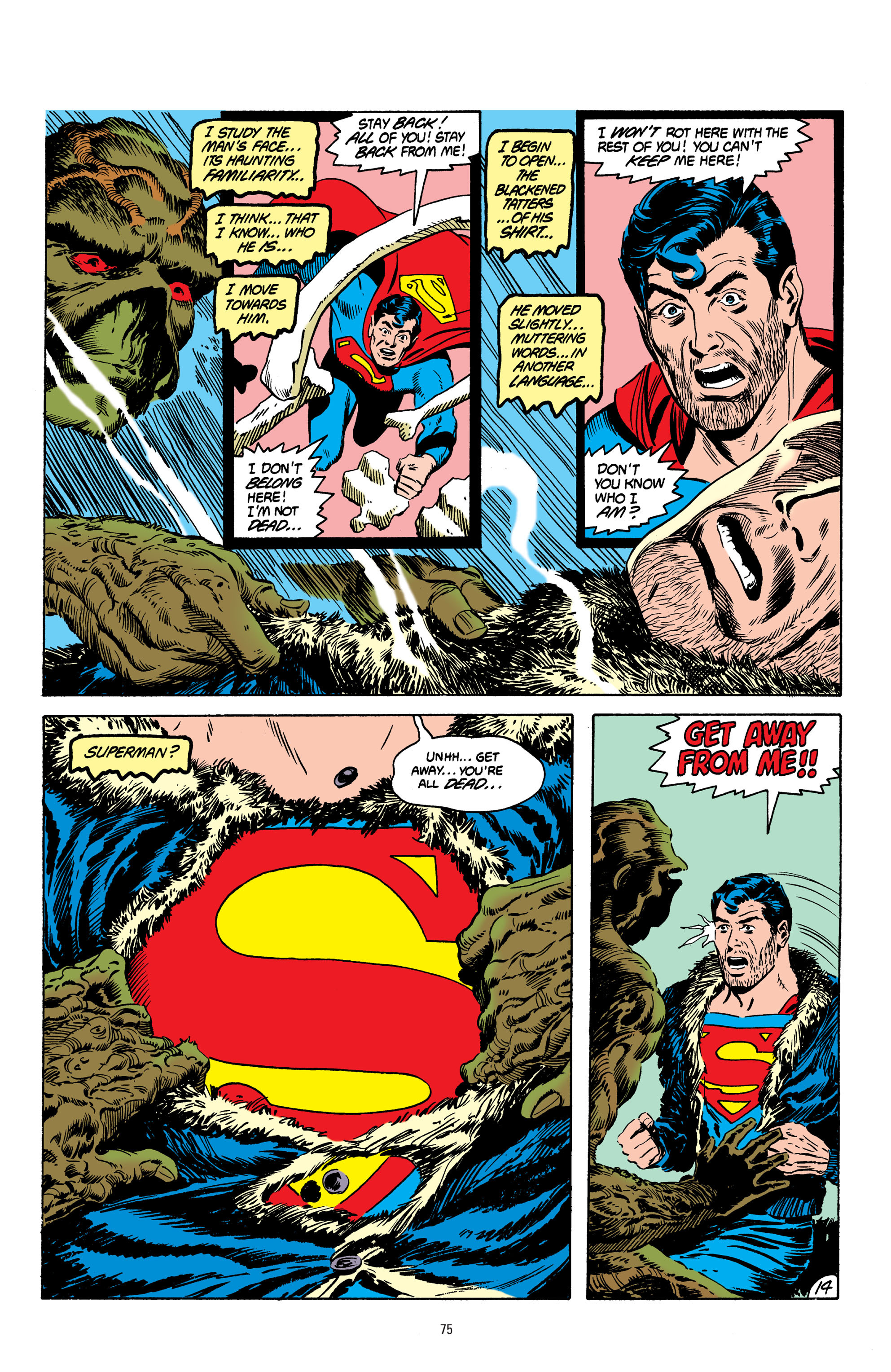 Read online Superman: Whatever Happened to the Man of Tomorrow? comic -  Issue # TPB - 74