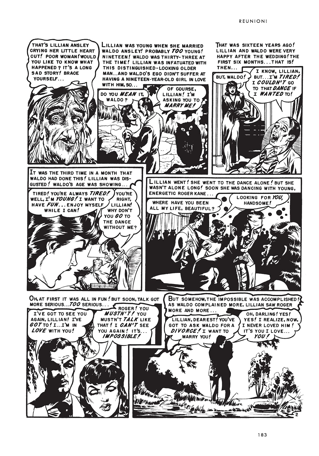 Read online Doctor of Horror and Other Stories comic -  Issue # TPB (Part 2) - 99
