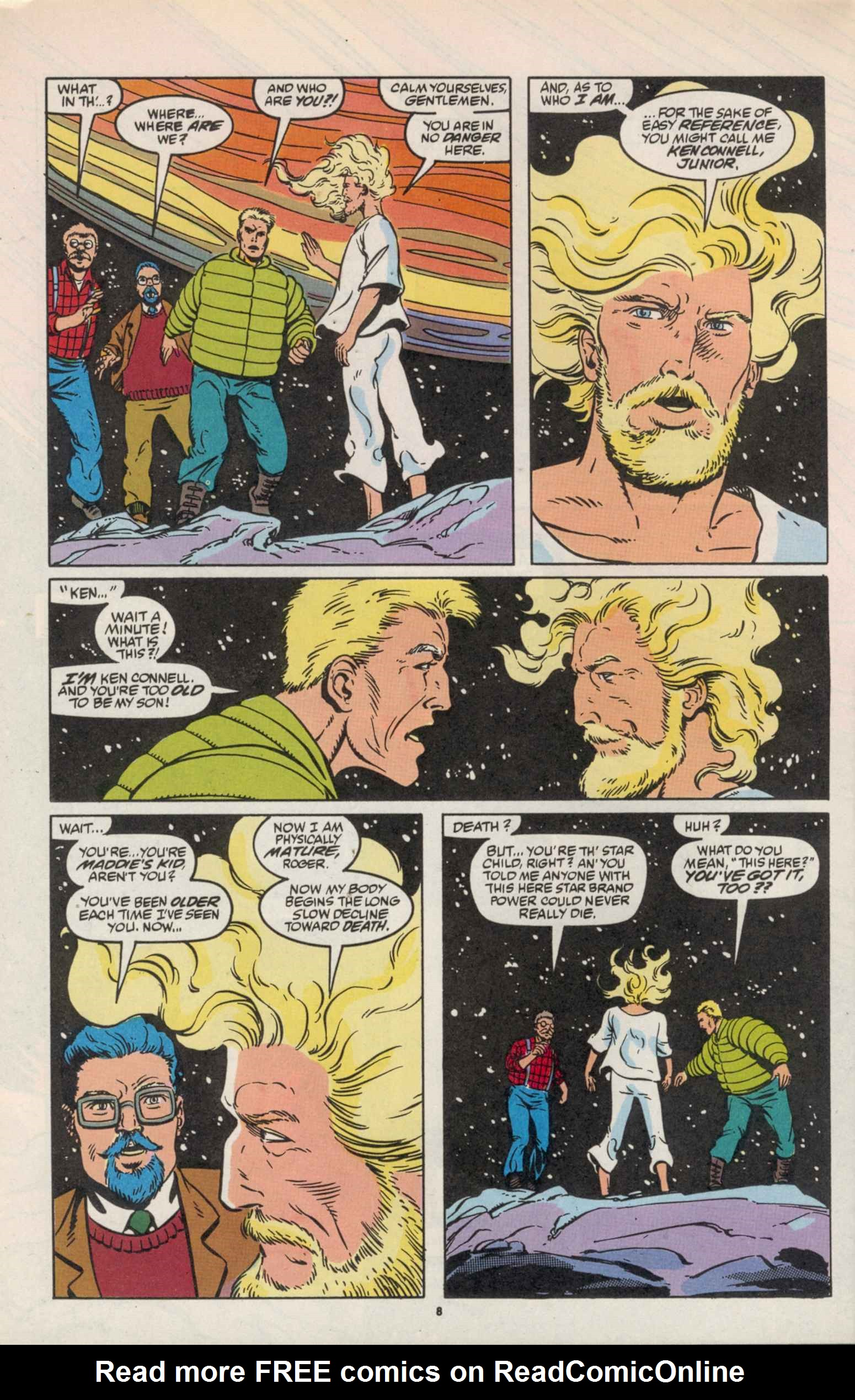 Read online Star Brand comic -  Issue #19 - 10