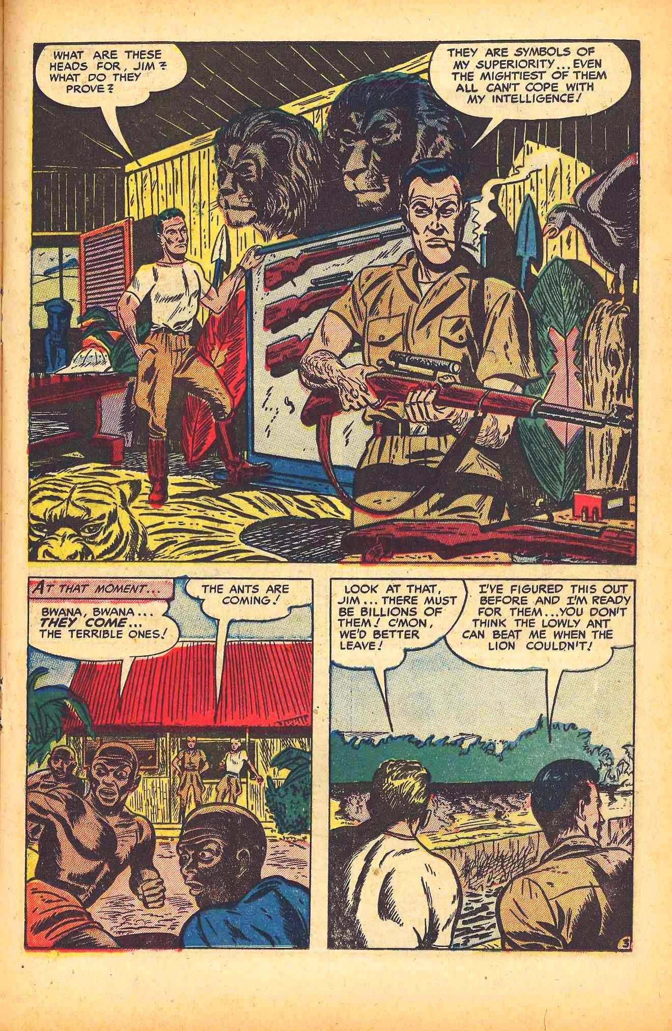 Weird Mysteries (1952) issue 6 - Page 17
