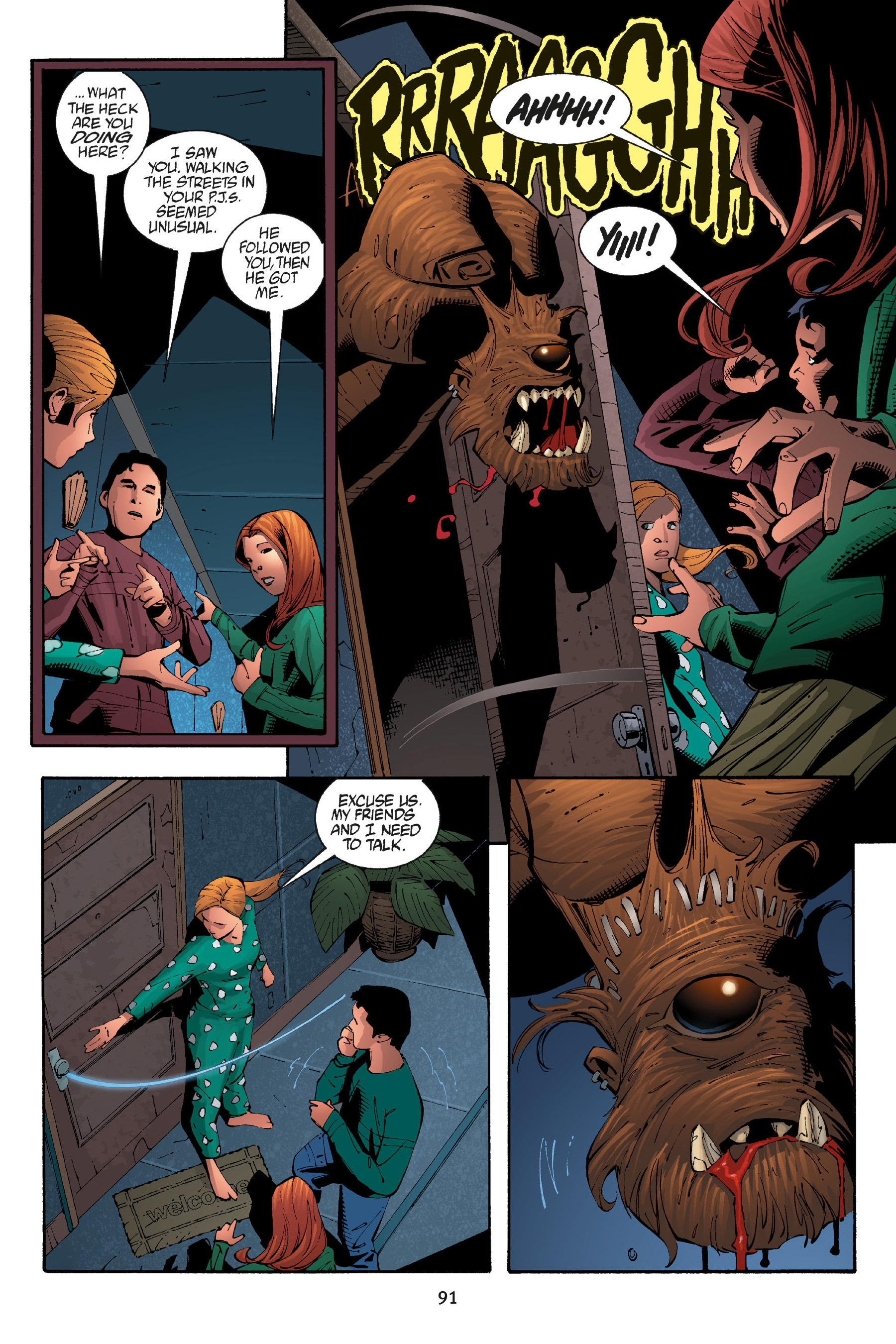 Read online Buffy the Vampire Slayer: Omnibus comic -  Issue # TPB 5 - 92