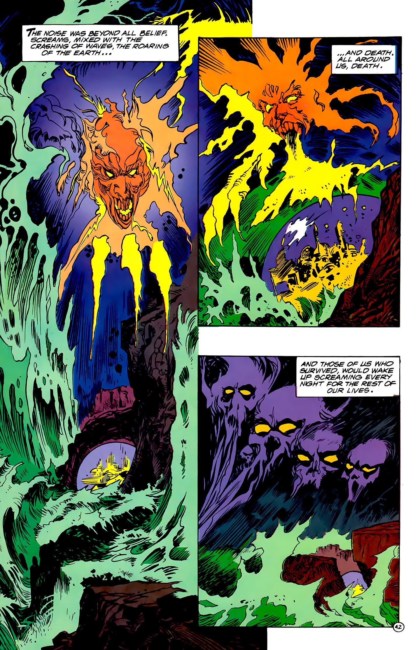 Read online Atlantis Chronicles comic -  Issue #1 - 42
