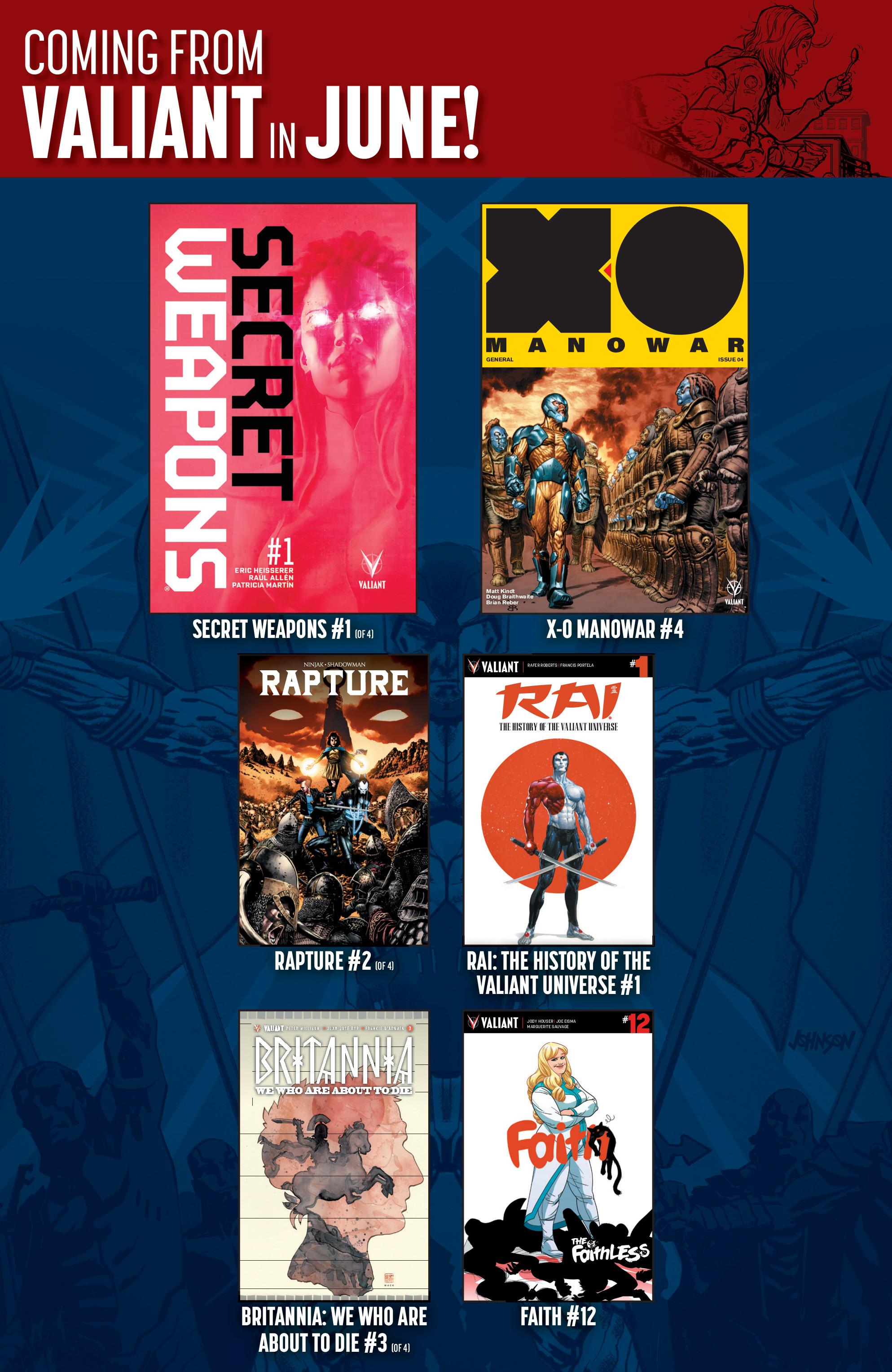 Read online Ninjak (2015) comic -  Issue #27 - 34