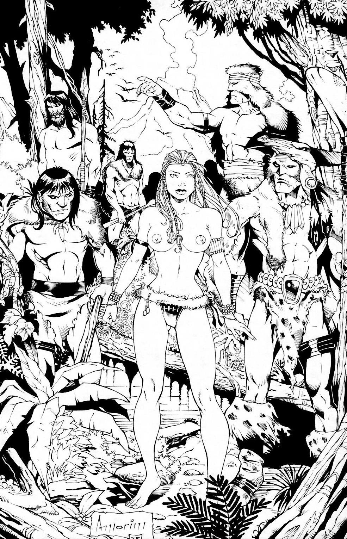 Read online Jungle Fantasy (2002) comic -  Issue #4 - 23