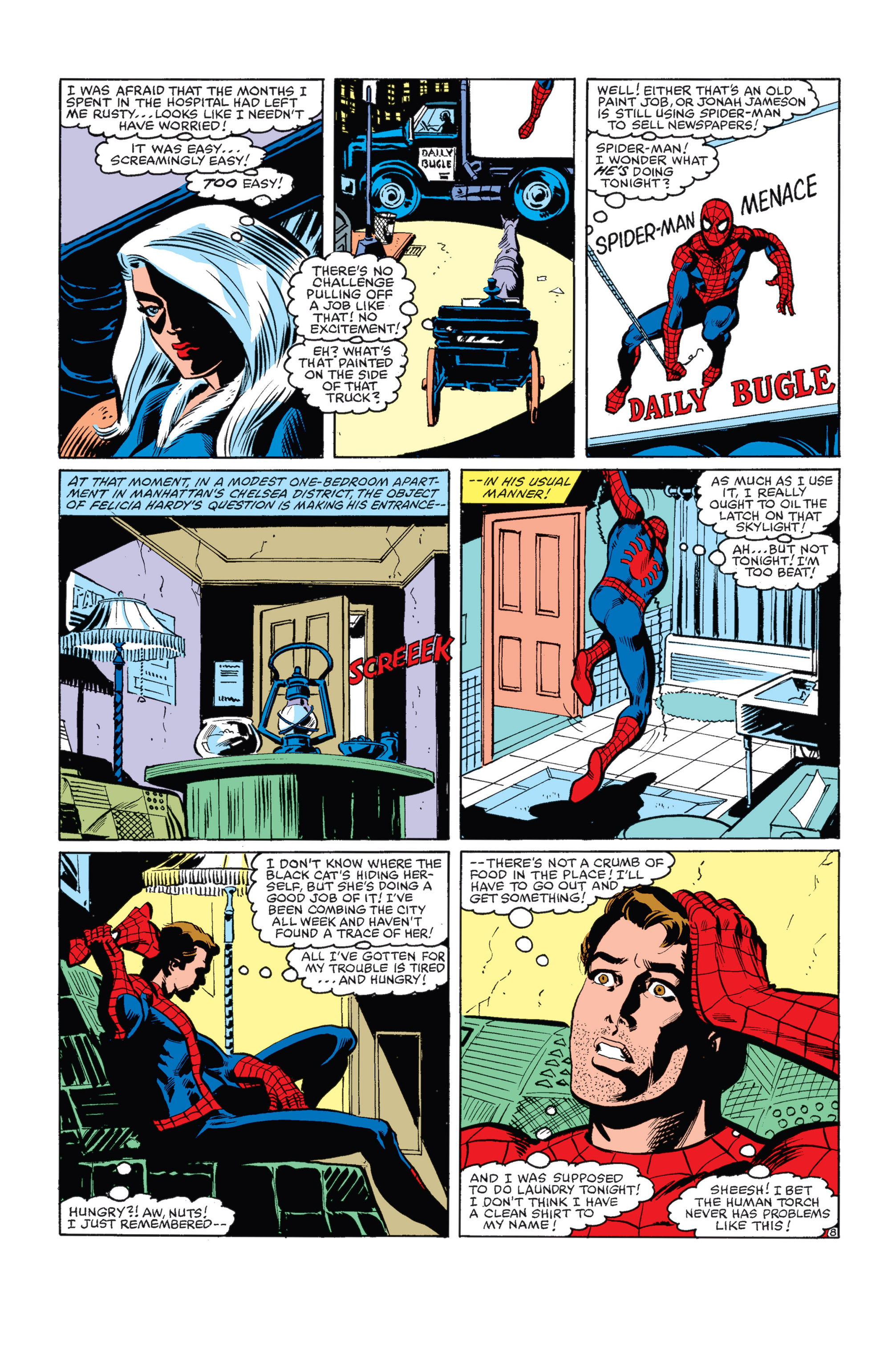 The Amazing Spider-Man (1963) 226 Page 8
