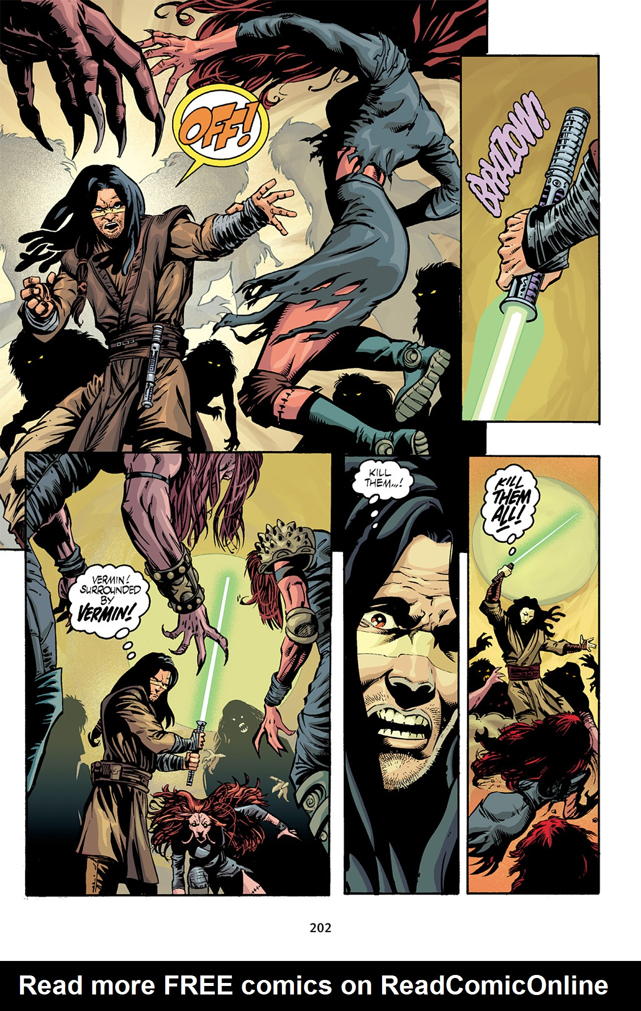 Read online Star Wars Omnibus comic -  Issue # Vol. 15 - 199