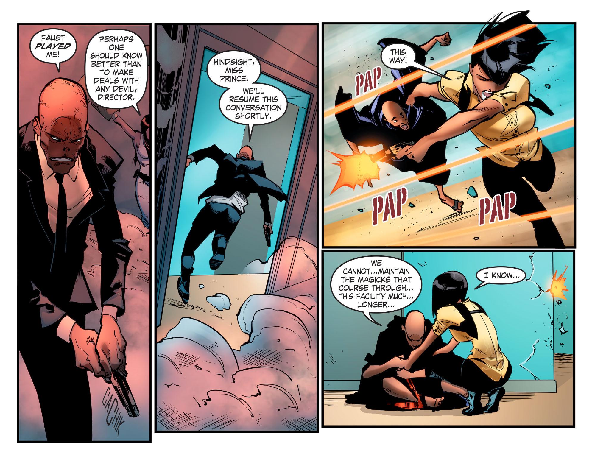 Read online Smallville: Season 11 comic -  Issue #65 - 7