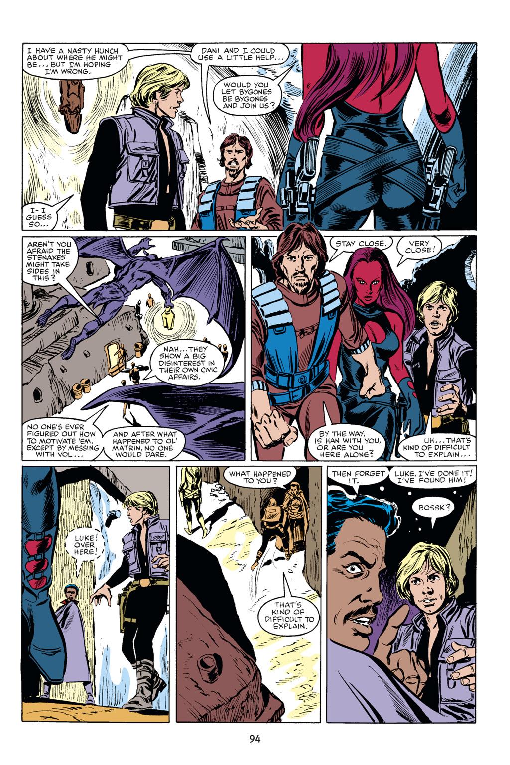Read online Star Wars Omnibus comic -  Issue # Vol. 18 - 86
