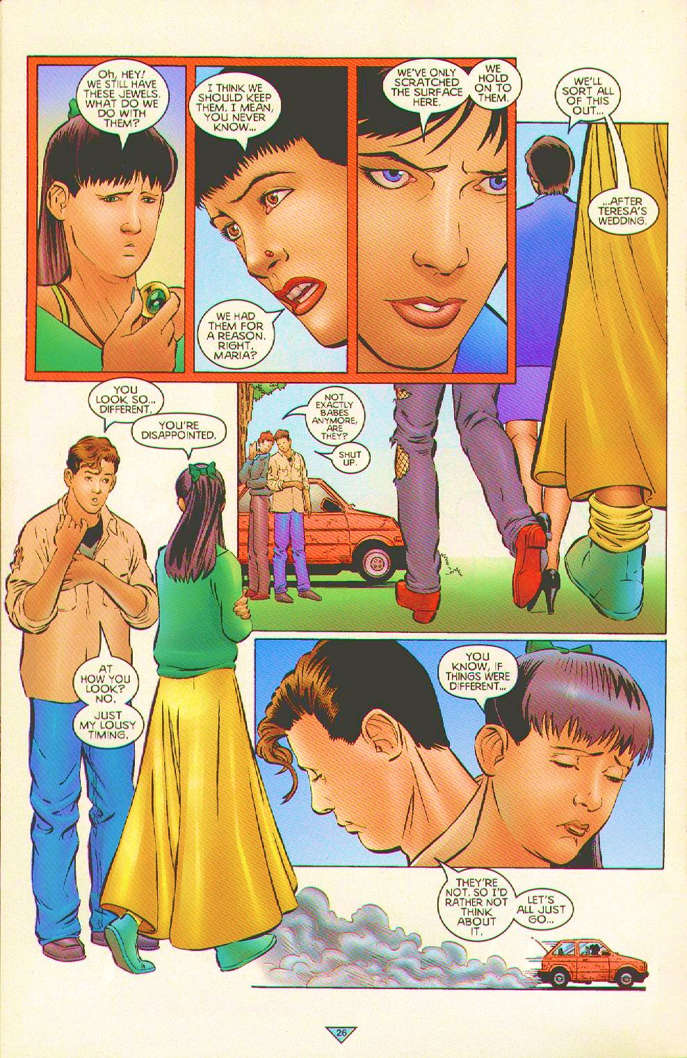 Read online Trinity Angels comic -  Issue #3 - 21