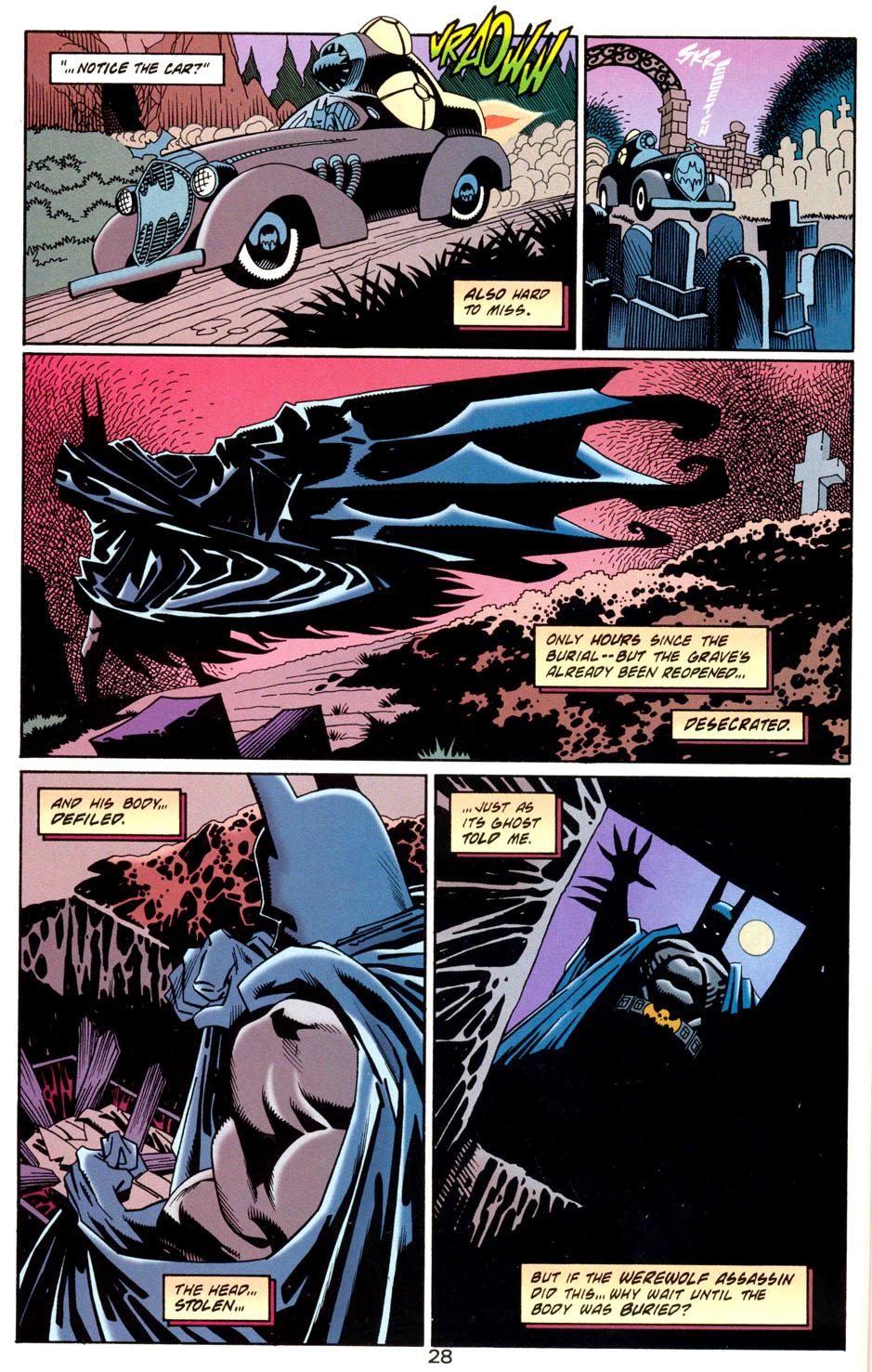 Read online Batman: Haunted Gotham comic -  Issue #1 - 30