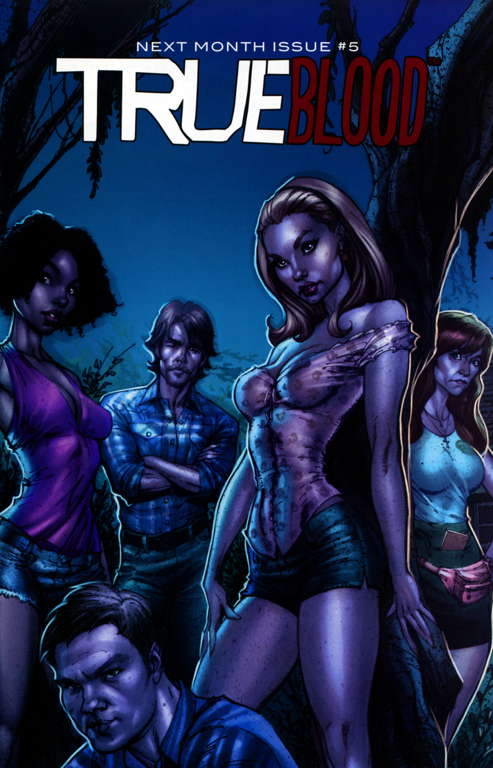 Read online True Blood: Tainted Love comic -  Issue #4 - 25