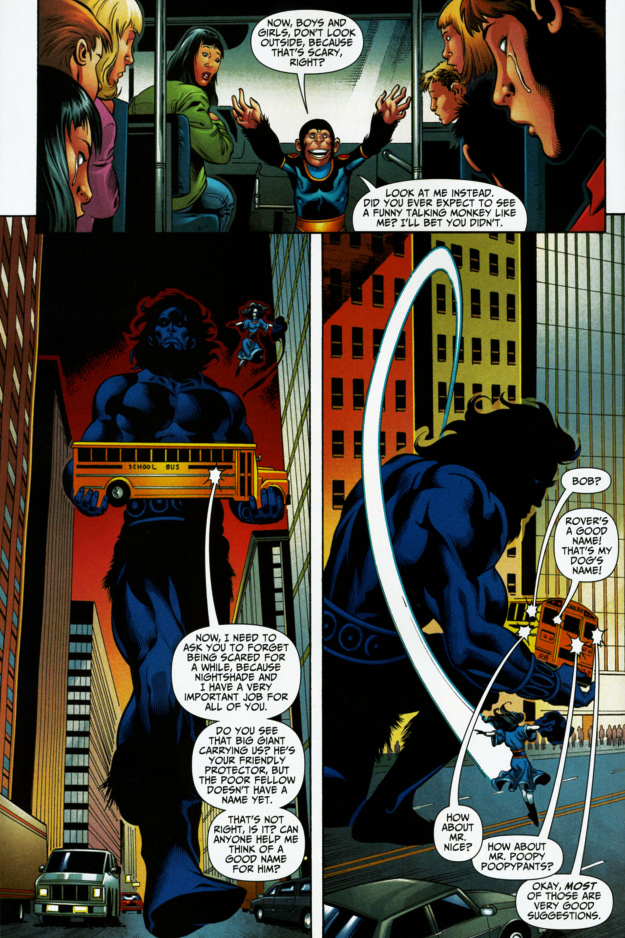 Read online Shadowpact comic -  Issue #16 - 5