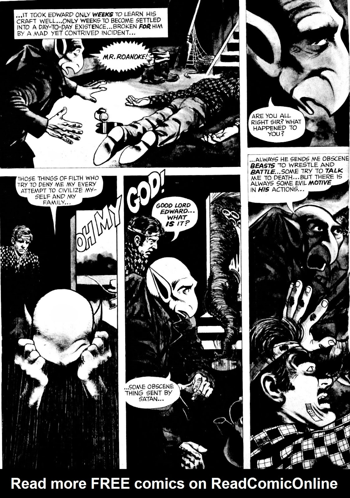 Nightmare (1970) issue 14 - Page 60