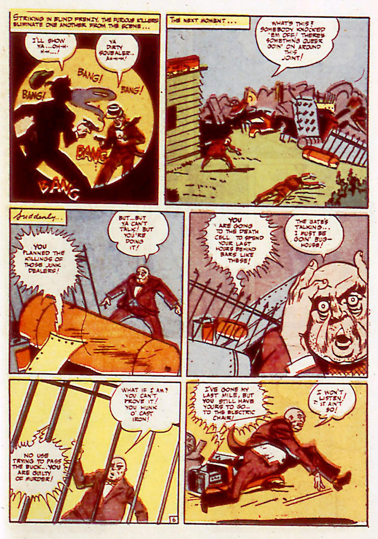 Read online Detective Comics (1937) comic -  Issue #71 - 55