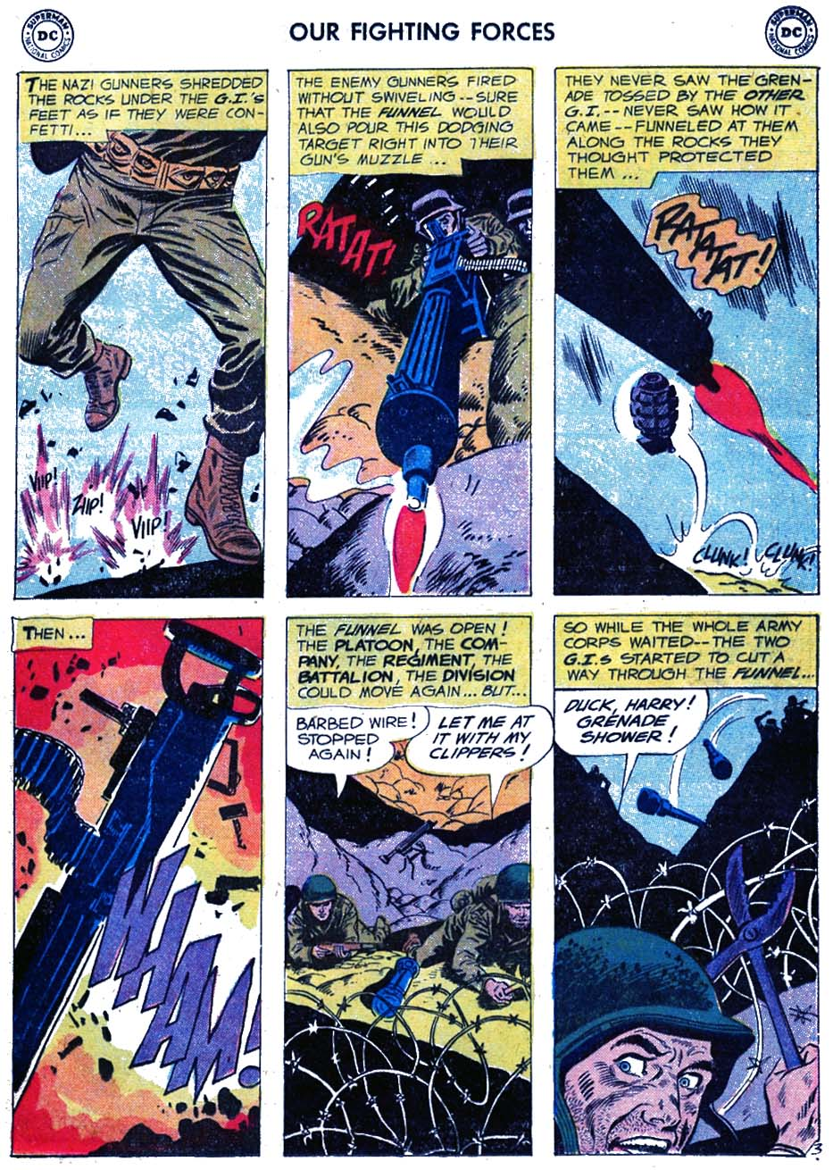 Our Fighting Forces (1954) issue 46 - Page 29