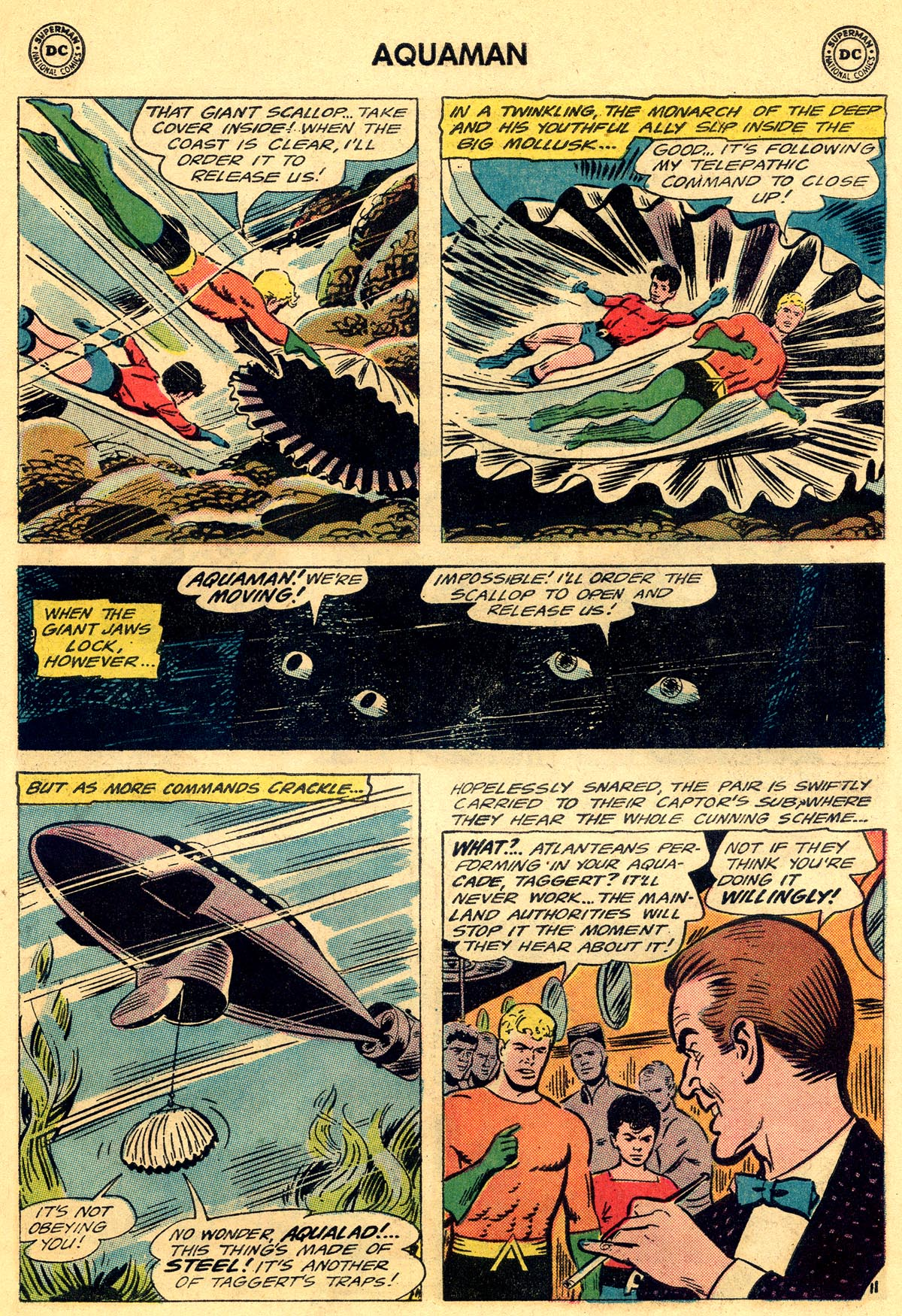 Read online Aquaman (1962) comic -  Issue #19 - 15