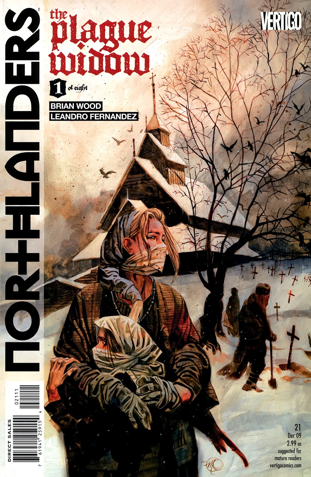 Northlanders issue 21 - Page 1