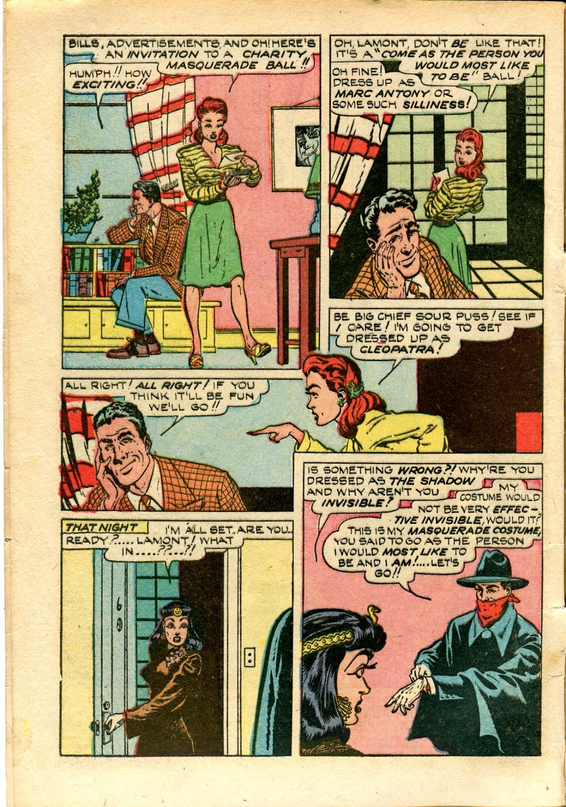 Shadow Comics issue 81 - Page 4