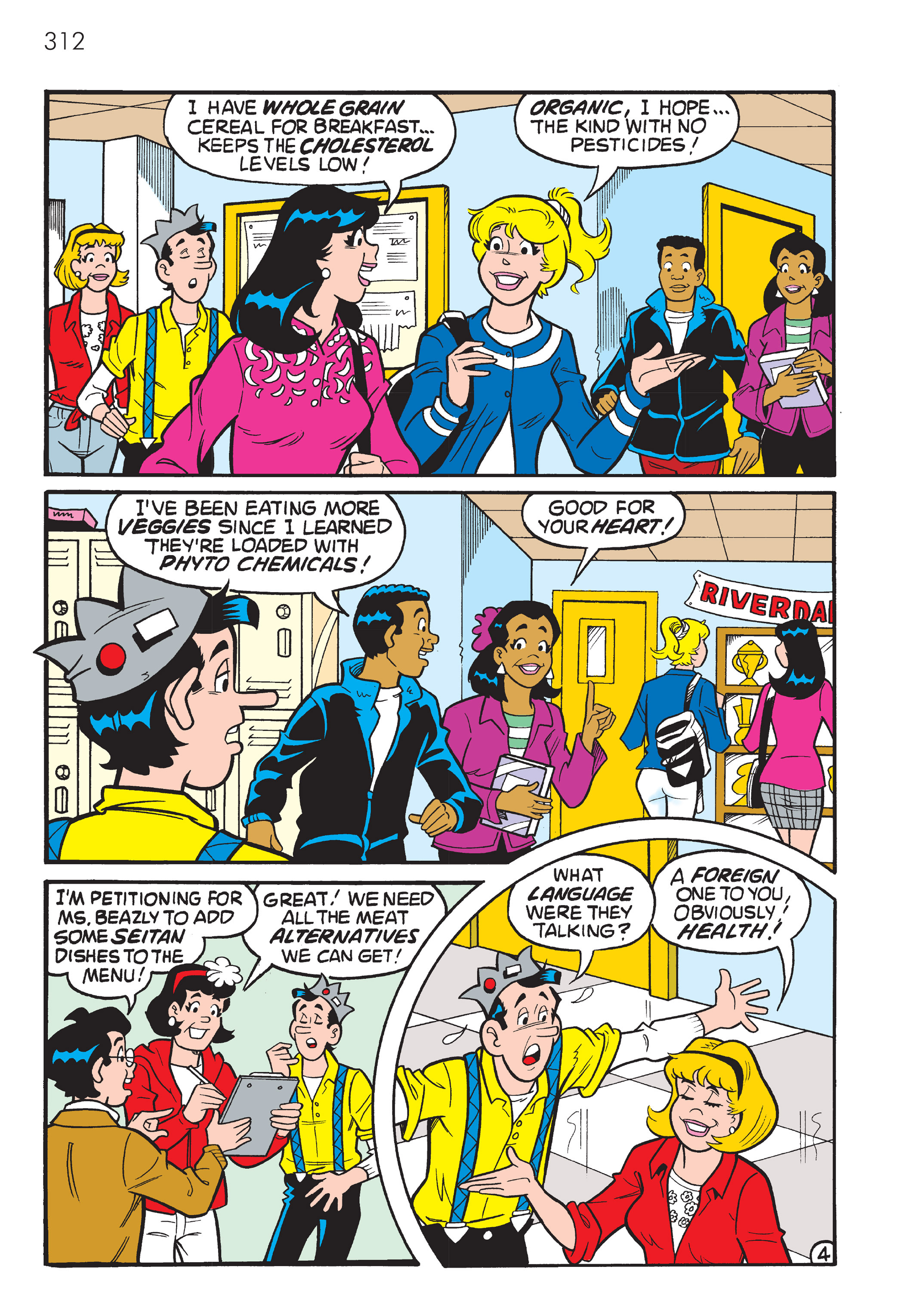 Read online The Best of Archie Comics comic -  Issue # TPB 4 (Part 2) - 102
