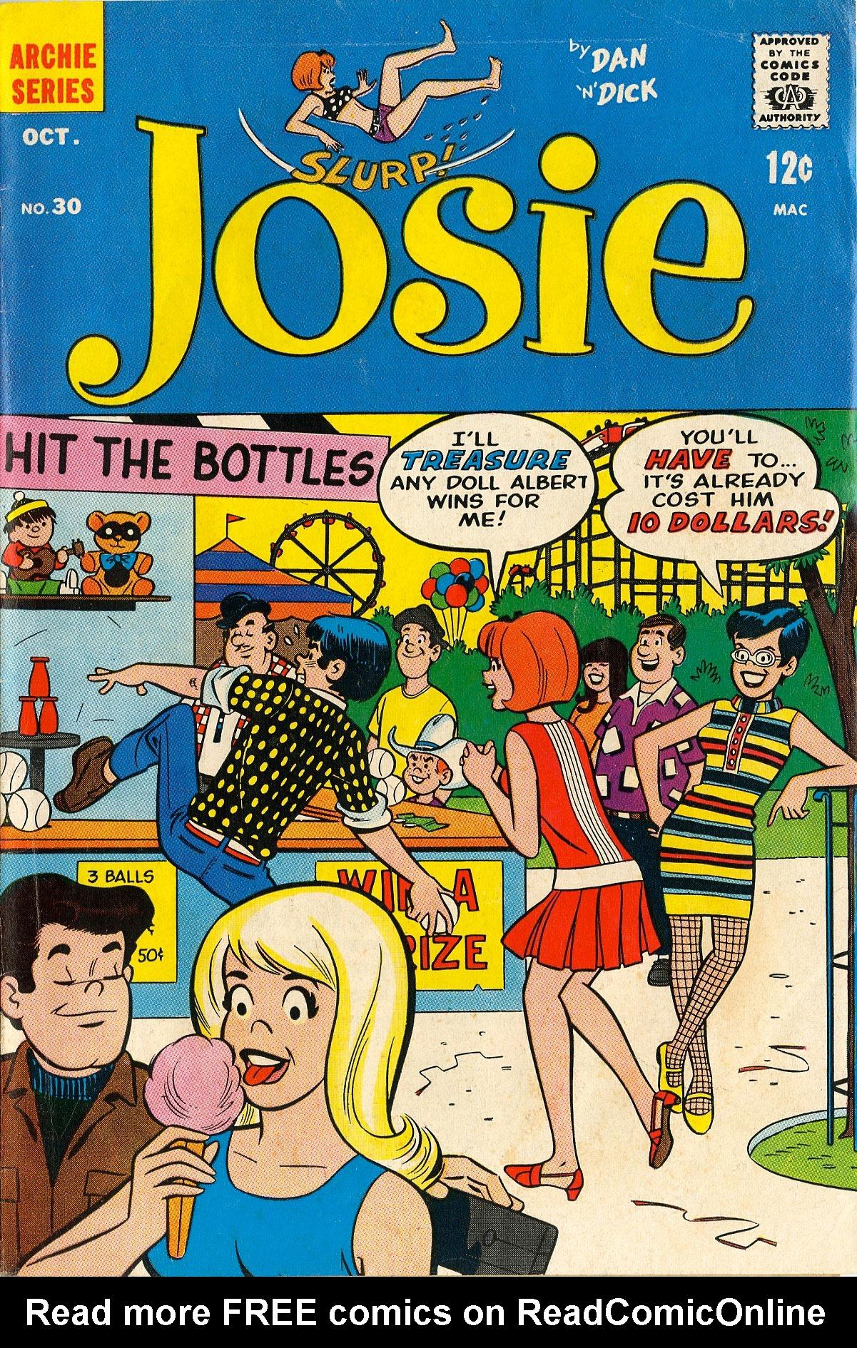 Read online She's Josie comic -  Issue #30 - 1