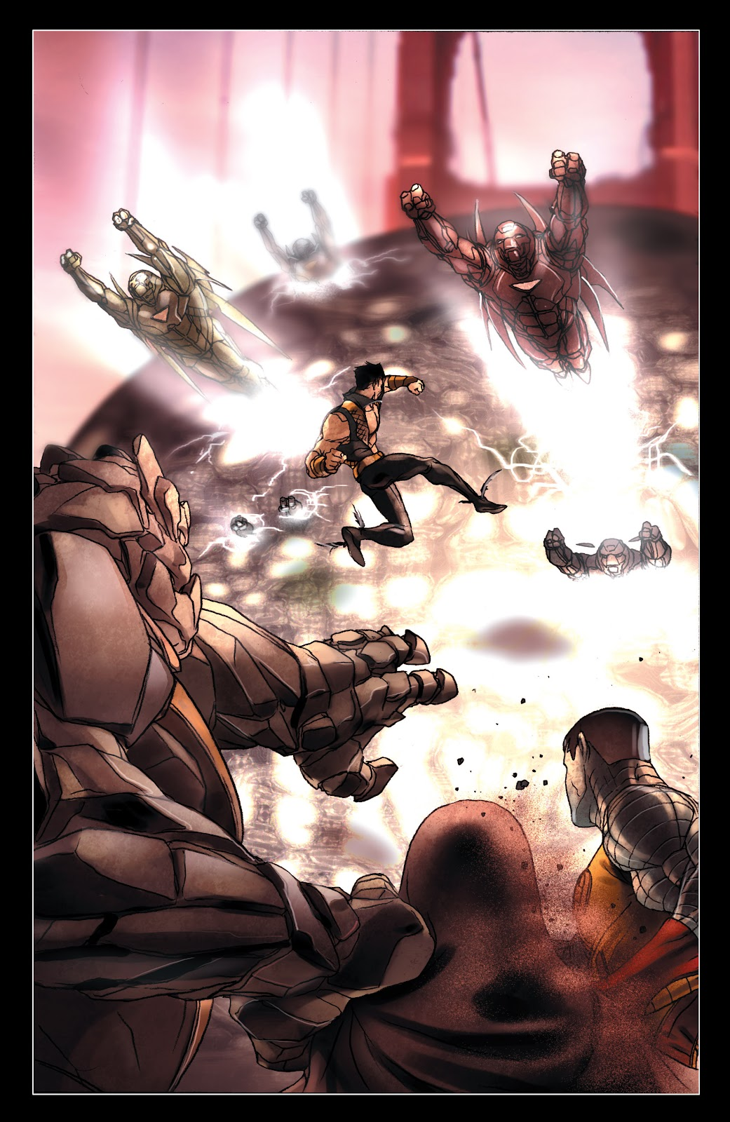 Read online X-Men: Second Coming comic -  Issue # _TPB (Part 3) - 27