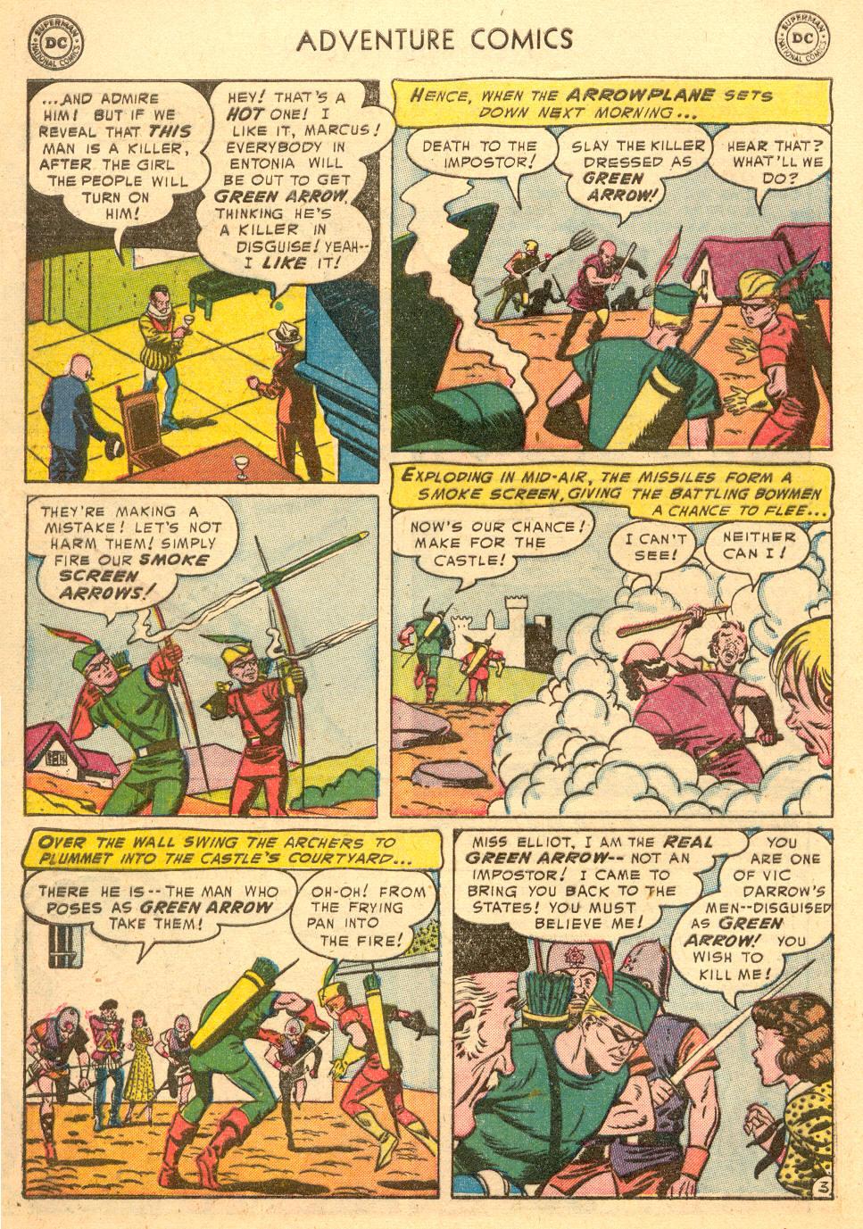 Read online Adventure Comics (1938) comic -  Issue #198 - 36