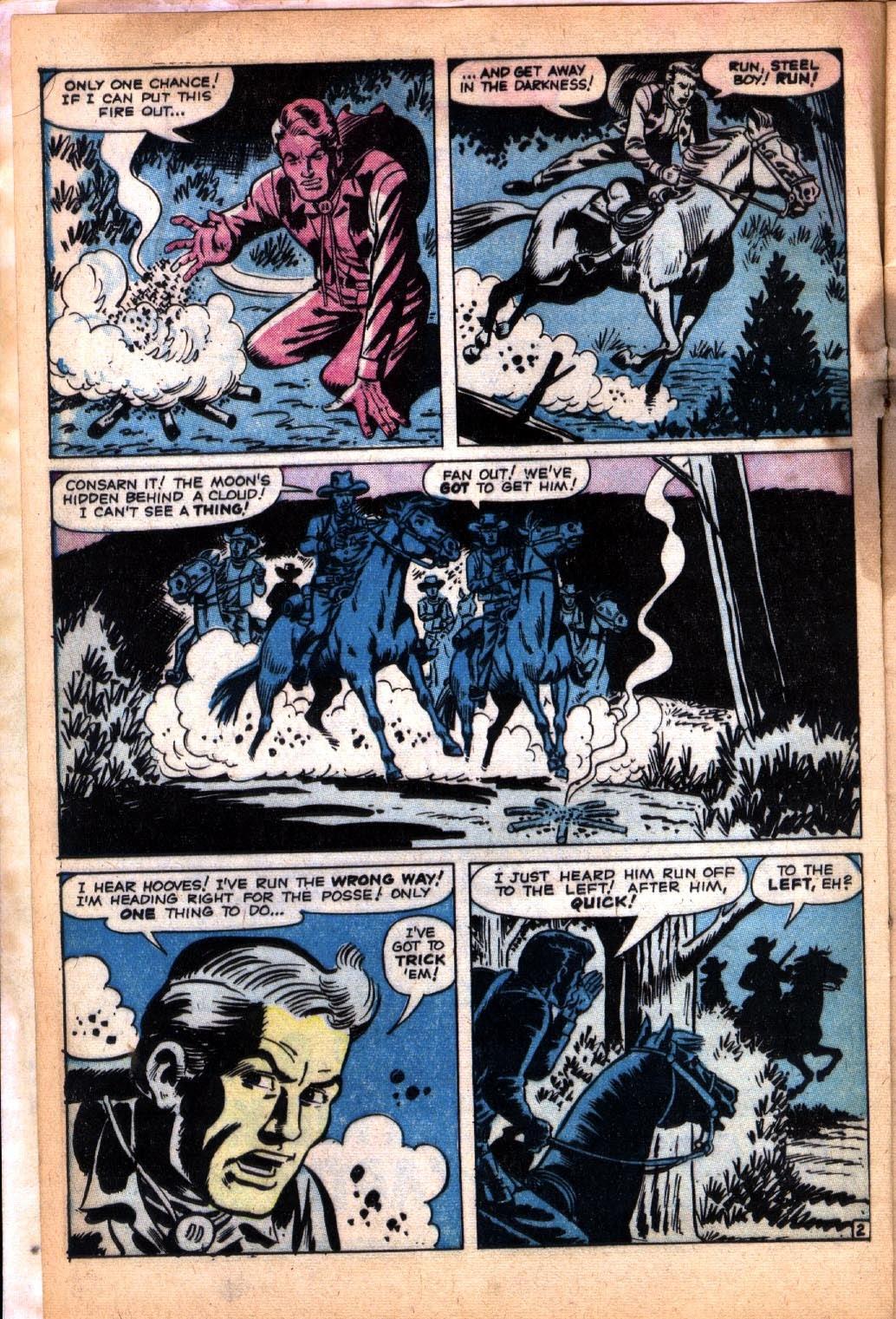 Gunsmoke Western issue 64 - Page 4