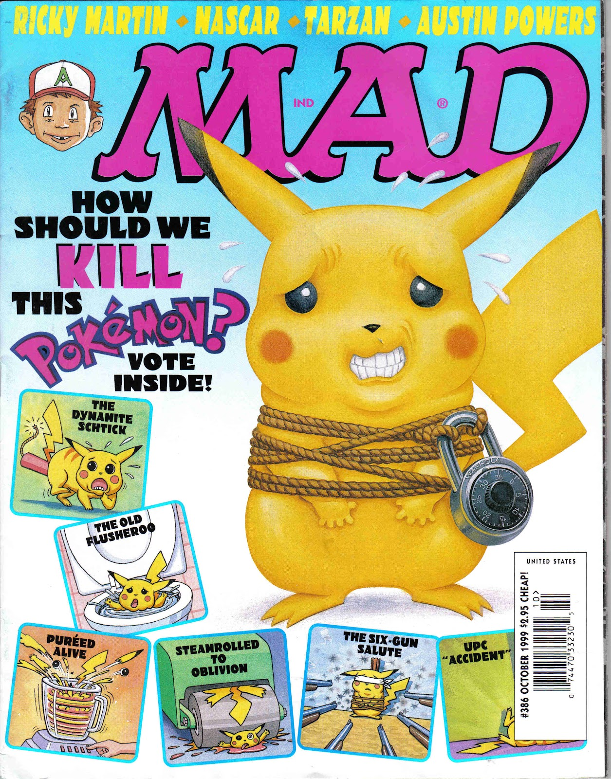 MAD issue 386 - Page 1