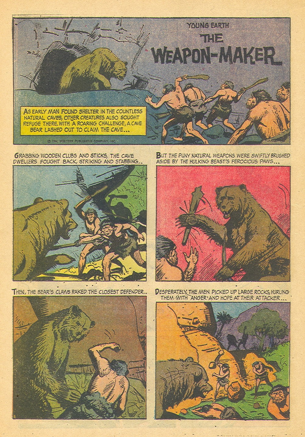 Read online Turok, Son of Stone comic -  Issue #42 - 20