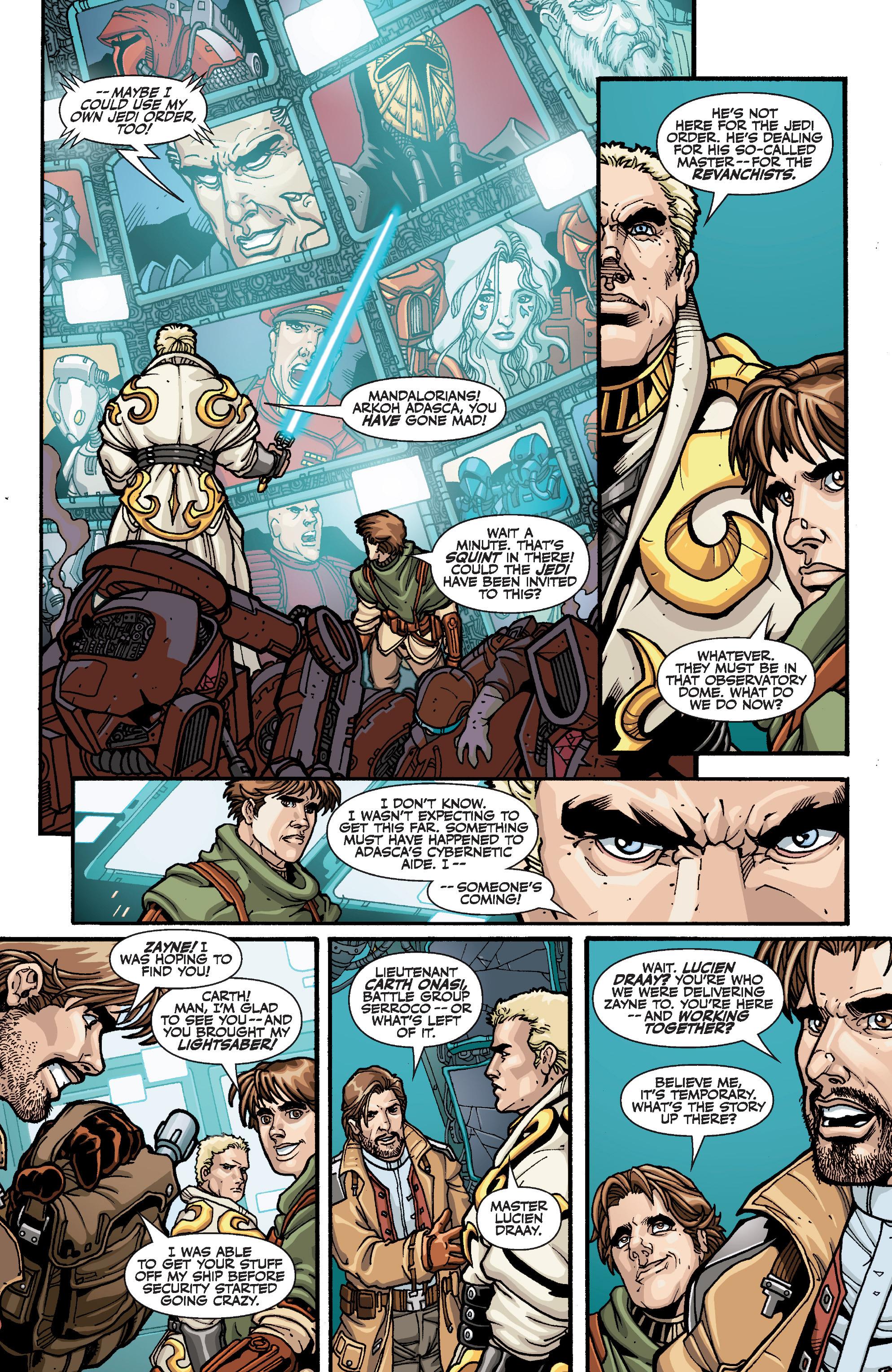 Read online Star Wars Omnibus comic -  Issue # Vol. 32 - 54