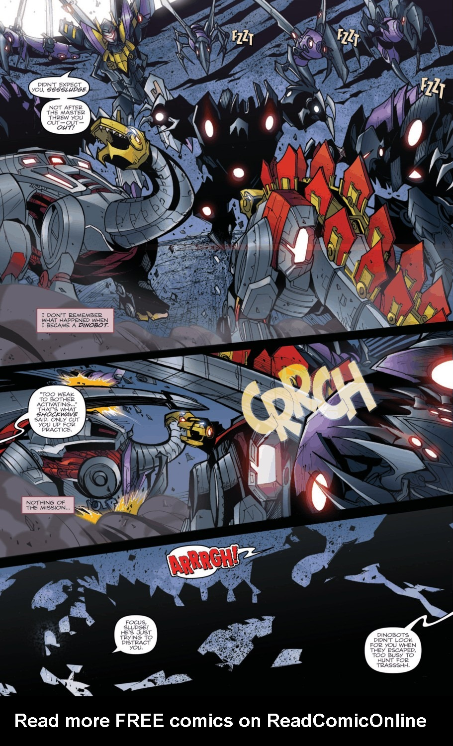 Read online Transformers Prime: Beast Hunters comic -  Issue #2 - 3