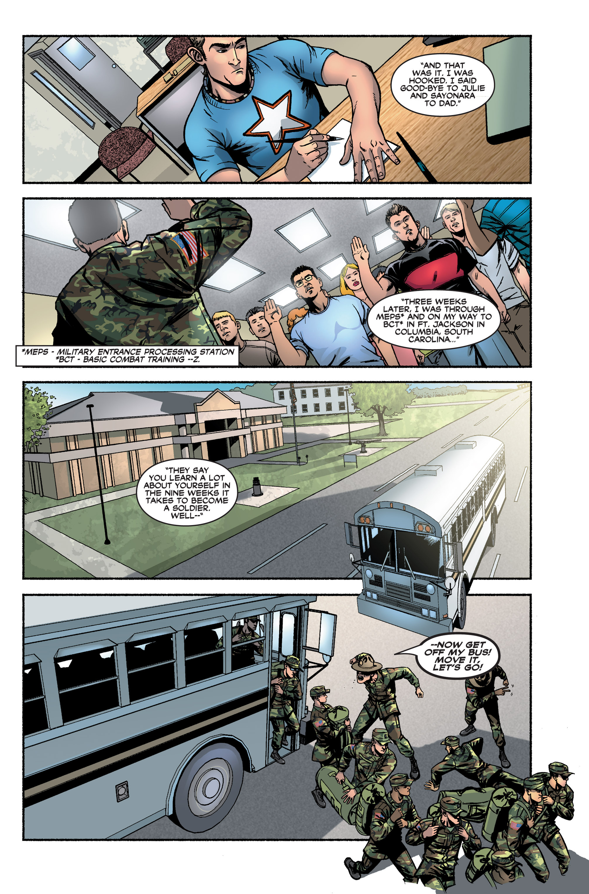 Read online America's Army comic -  Issue #2 - 11