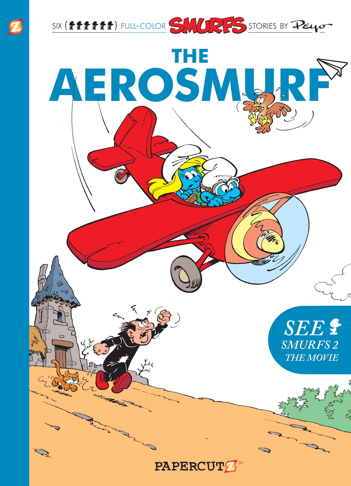 Read online The Smurfs comic -  Issue #16 - 1