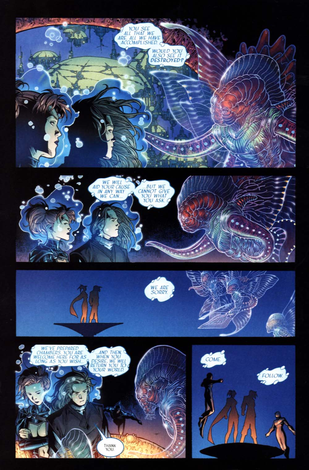 Read online Scion comic -  Issue #21 - 18