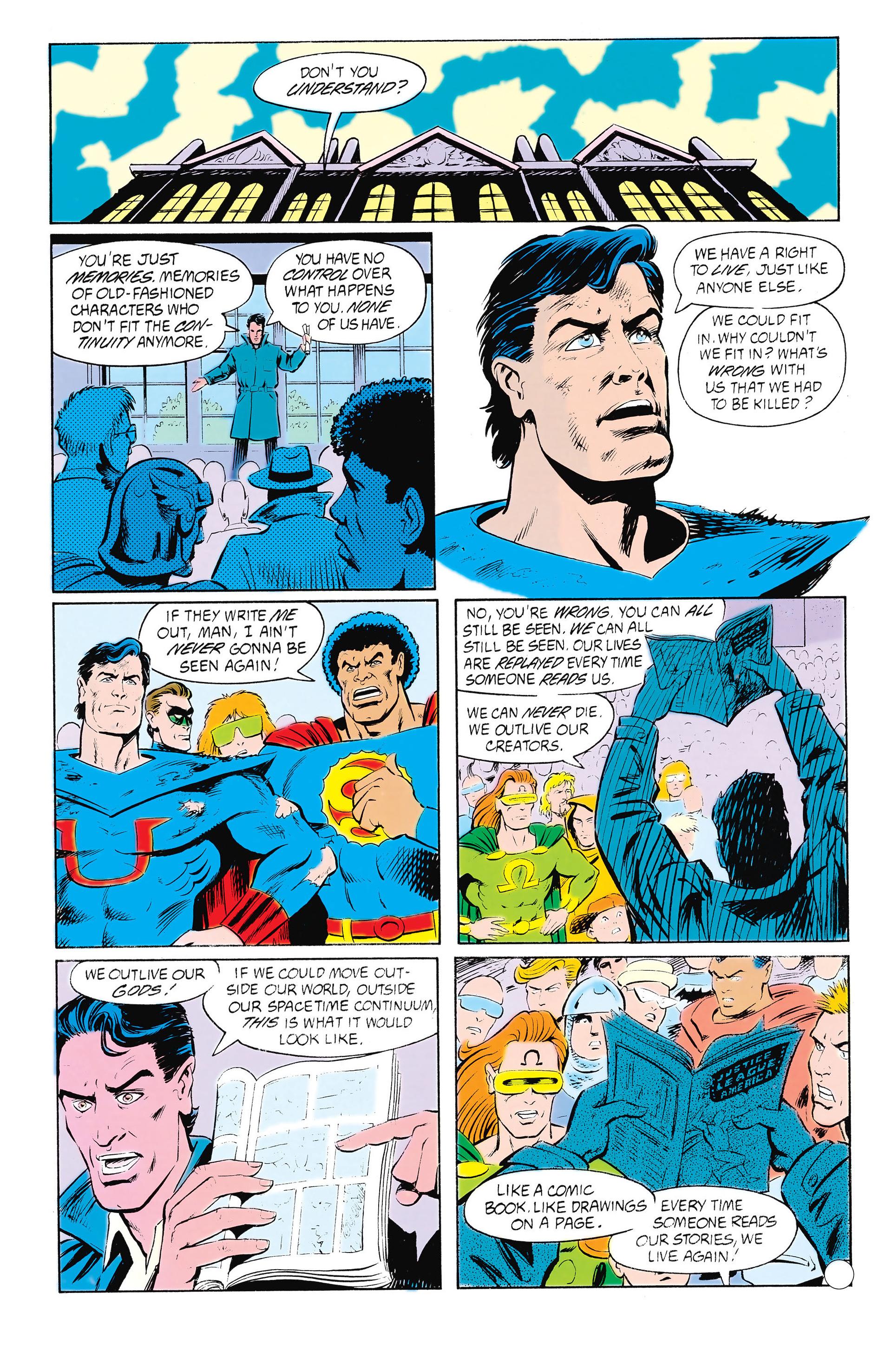 Read online Animal Man (1988) comic -  Issue #24 - 17