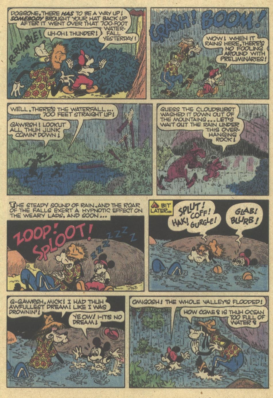 Walt Disney's Comics and Stories issue 501 - Page 33