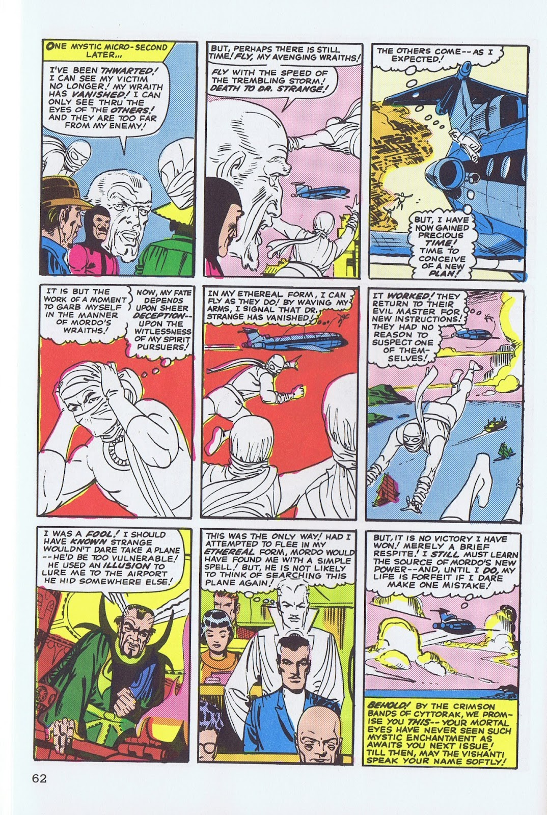 Doctor Strange: Master of the Mystic Arts issue TPB - Page 58