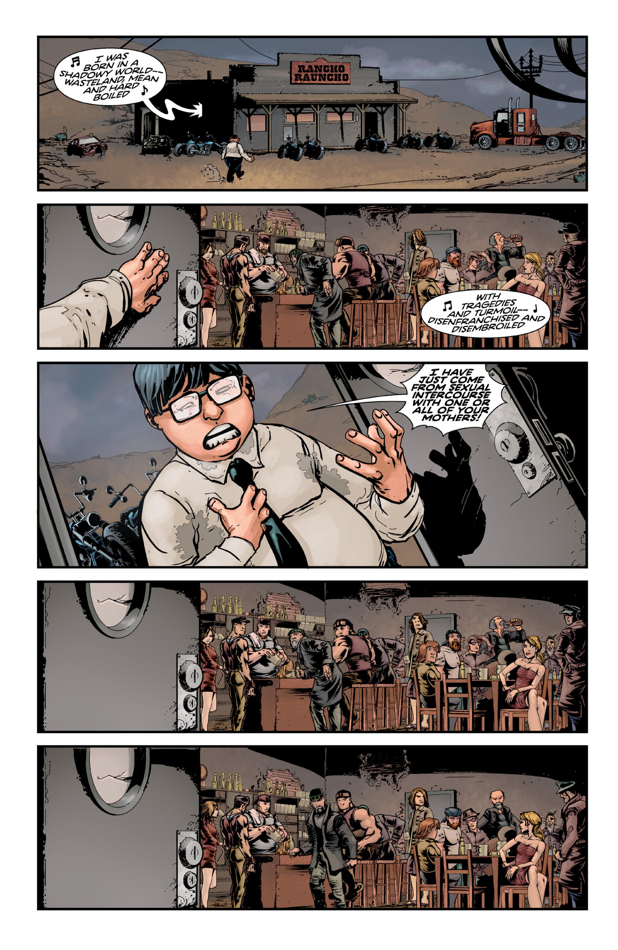 Read online Brain Boy:  The Men from G.E.S.T.A.L.T. comic -  Issue # TPB - 46