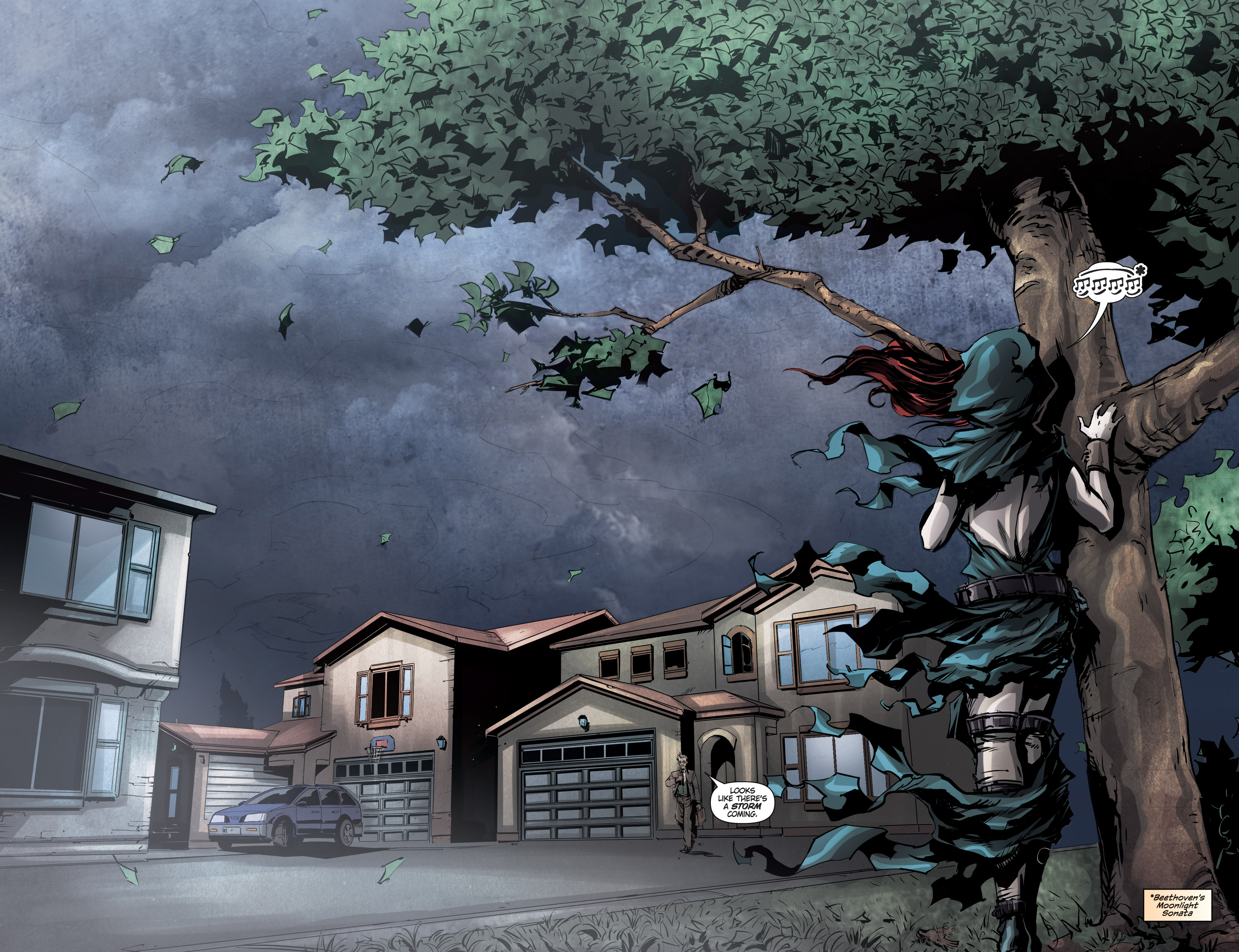 Read online Grimm Fairy Tales presents No Tomorrow comic -  Issue # TPB - 89
