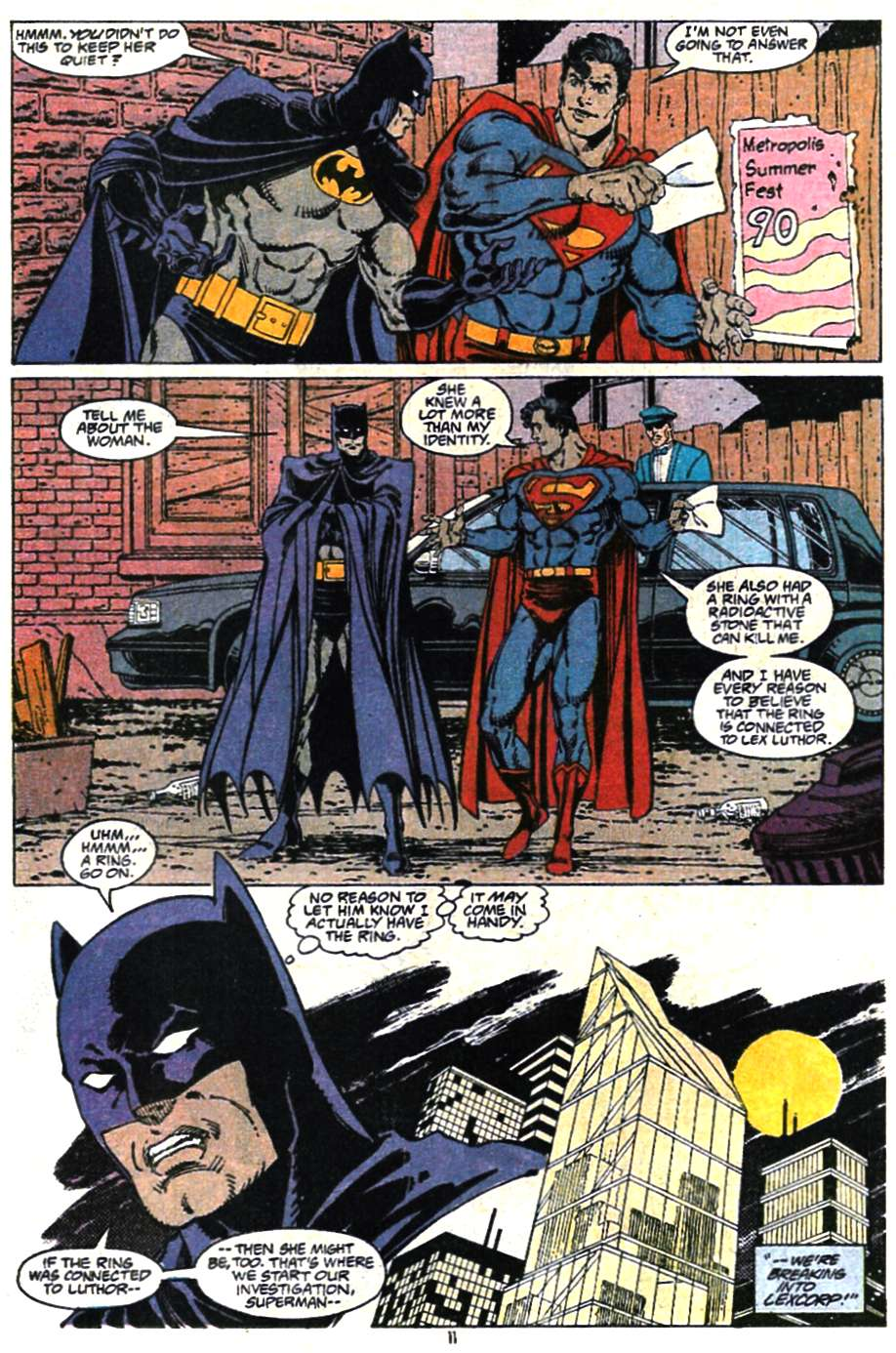 Adventures of Superman (1987) 467 Page 12