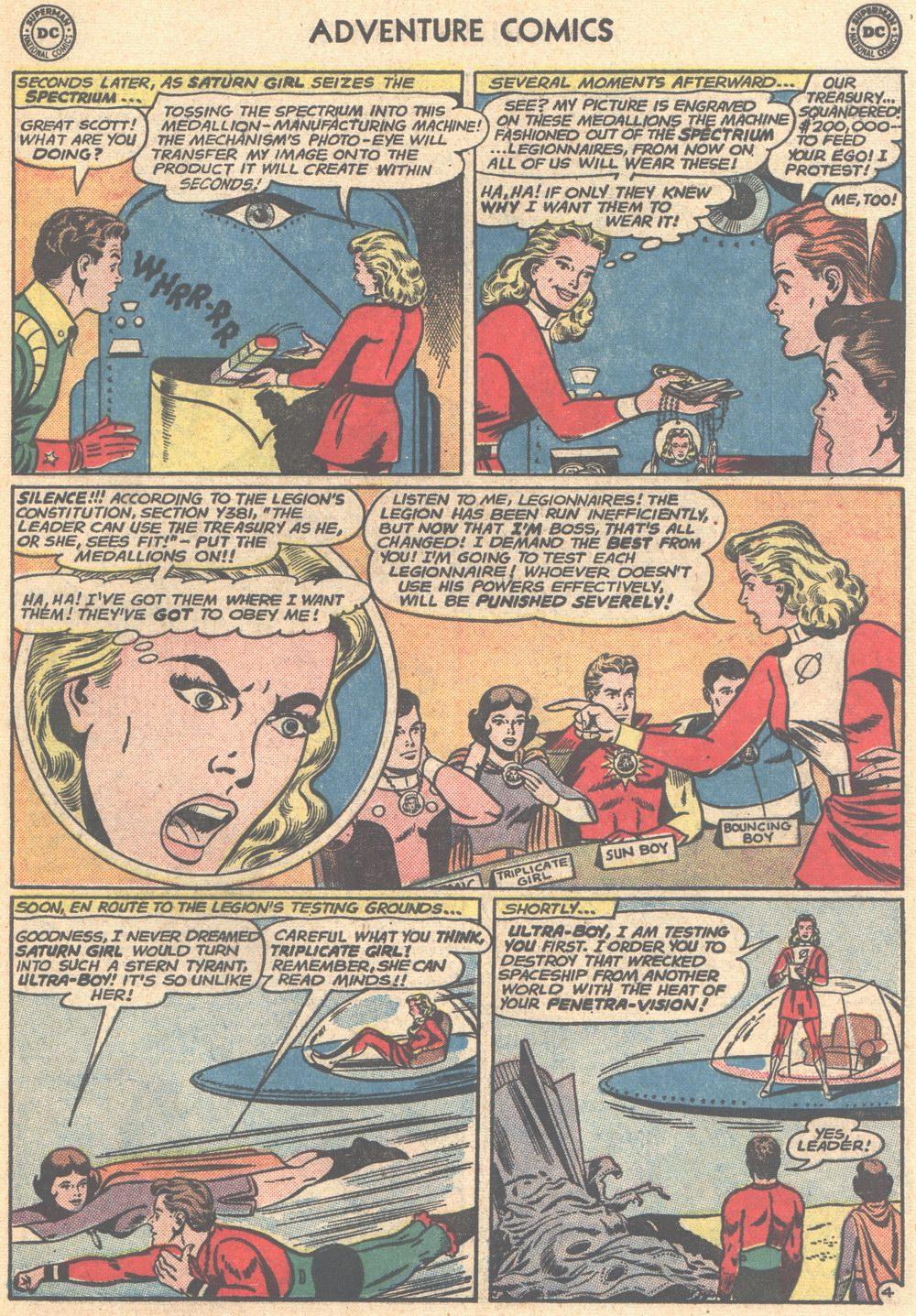 Read online Adventure Comics (1938) comic -  Issue #304 - 24