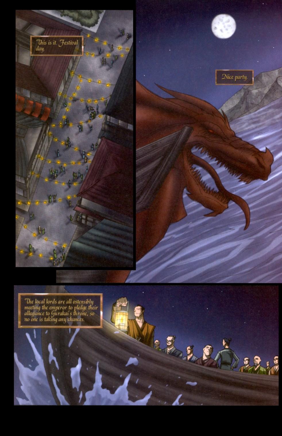 Read online Shidima comic -  Issue #6 - 3